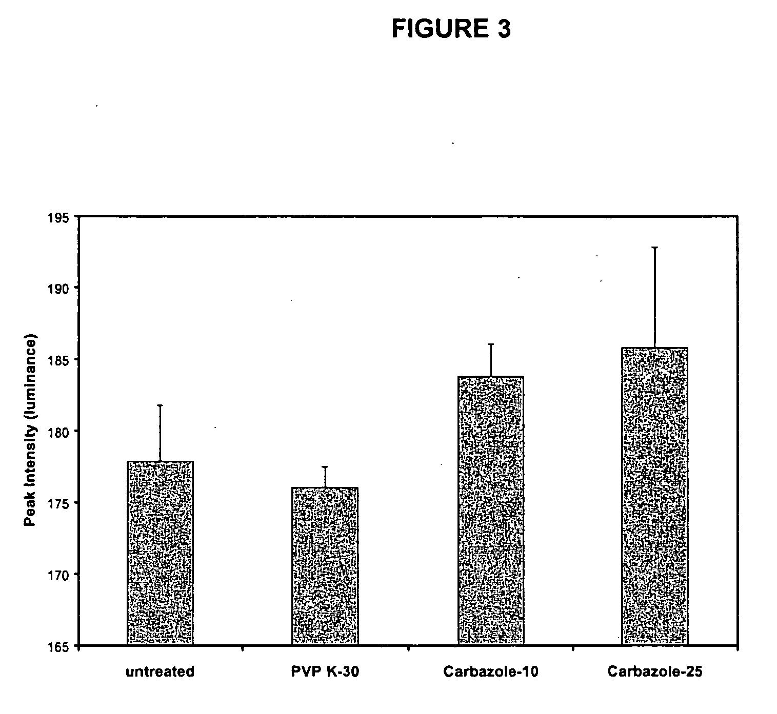 Patent Us20060083705 Vinyl Lactam Vinyl Carbazole
