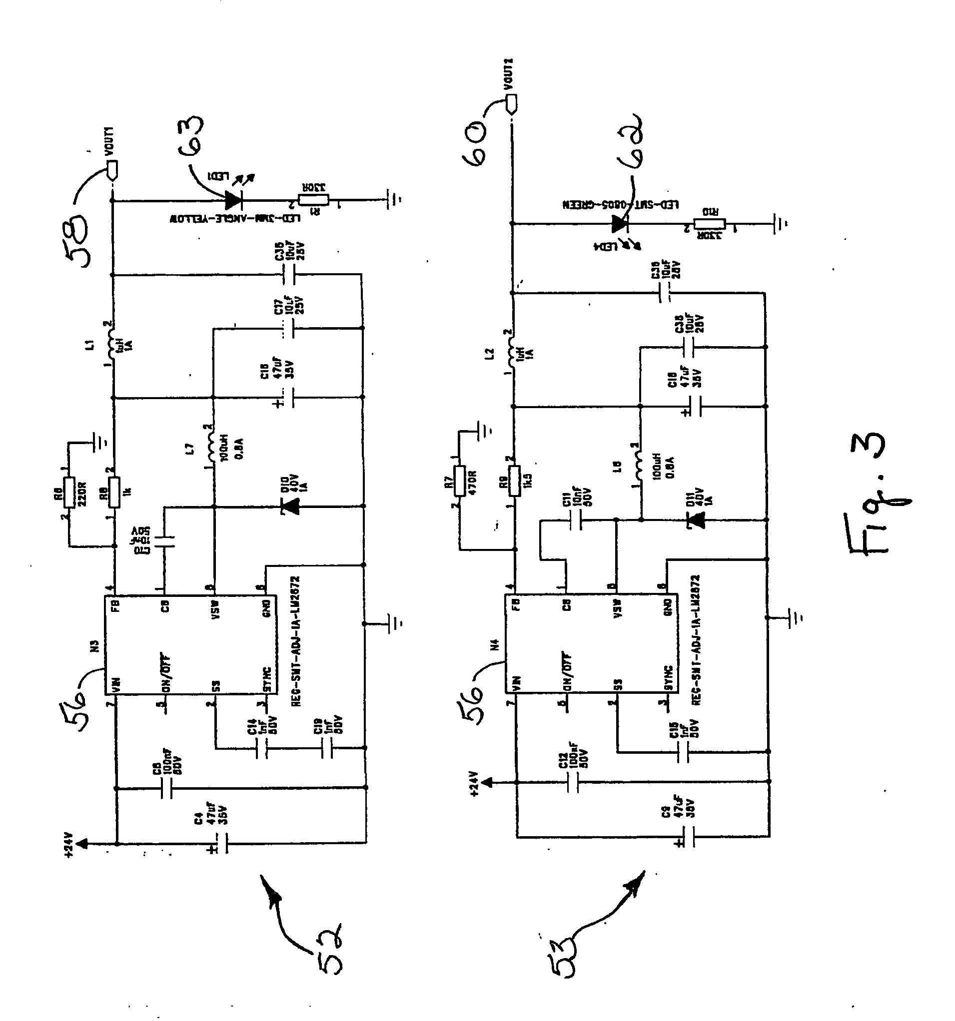 Patent Us20060097180 Switching Depolarizing Power Supply For A 5v 3a Switchingregulatorcircuit Powersupplycircuit Circuit Drawing