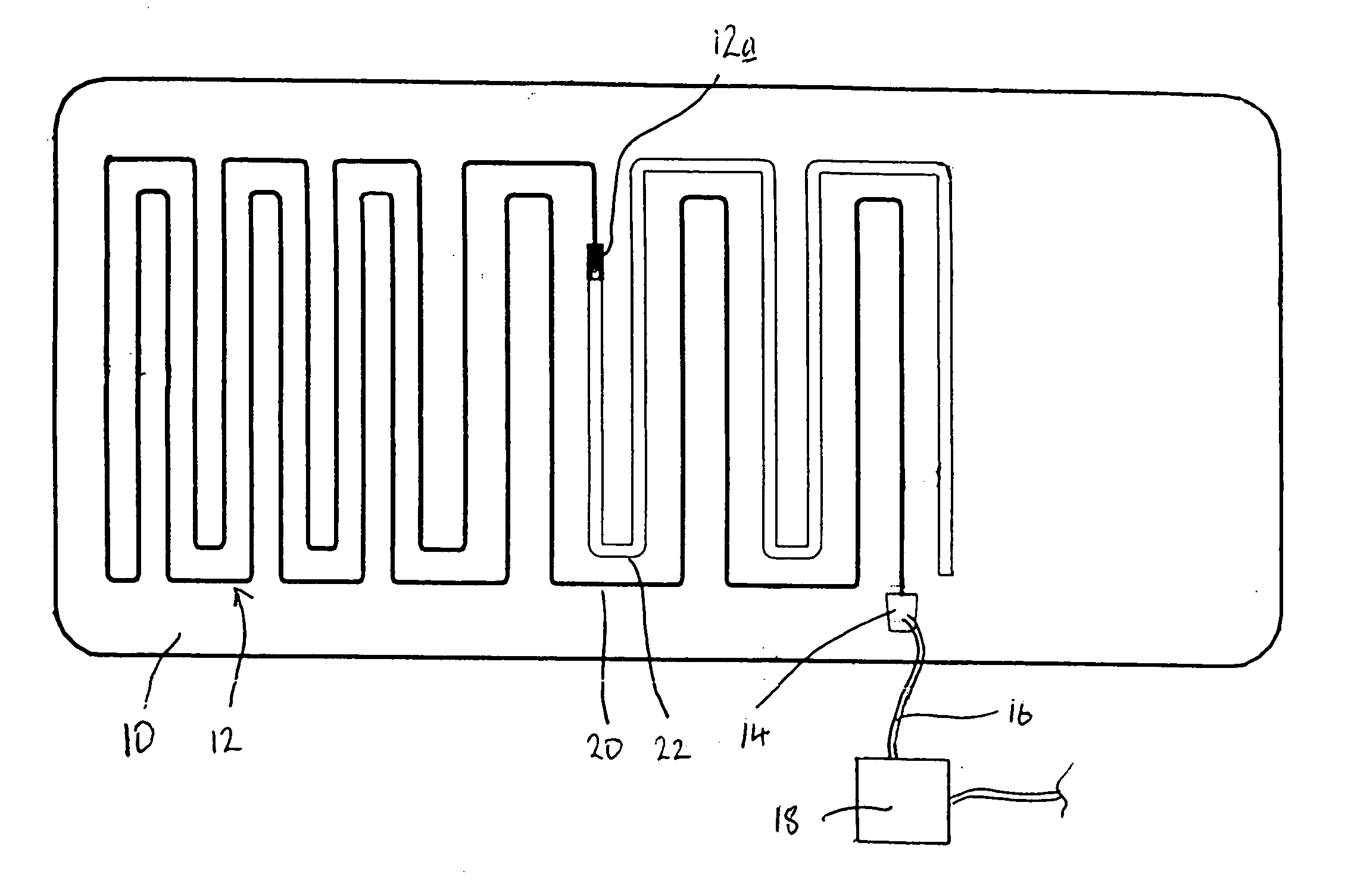 Patent Us20060138117 - Electric Blanket  Pad
