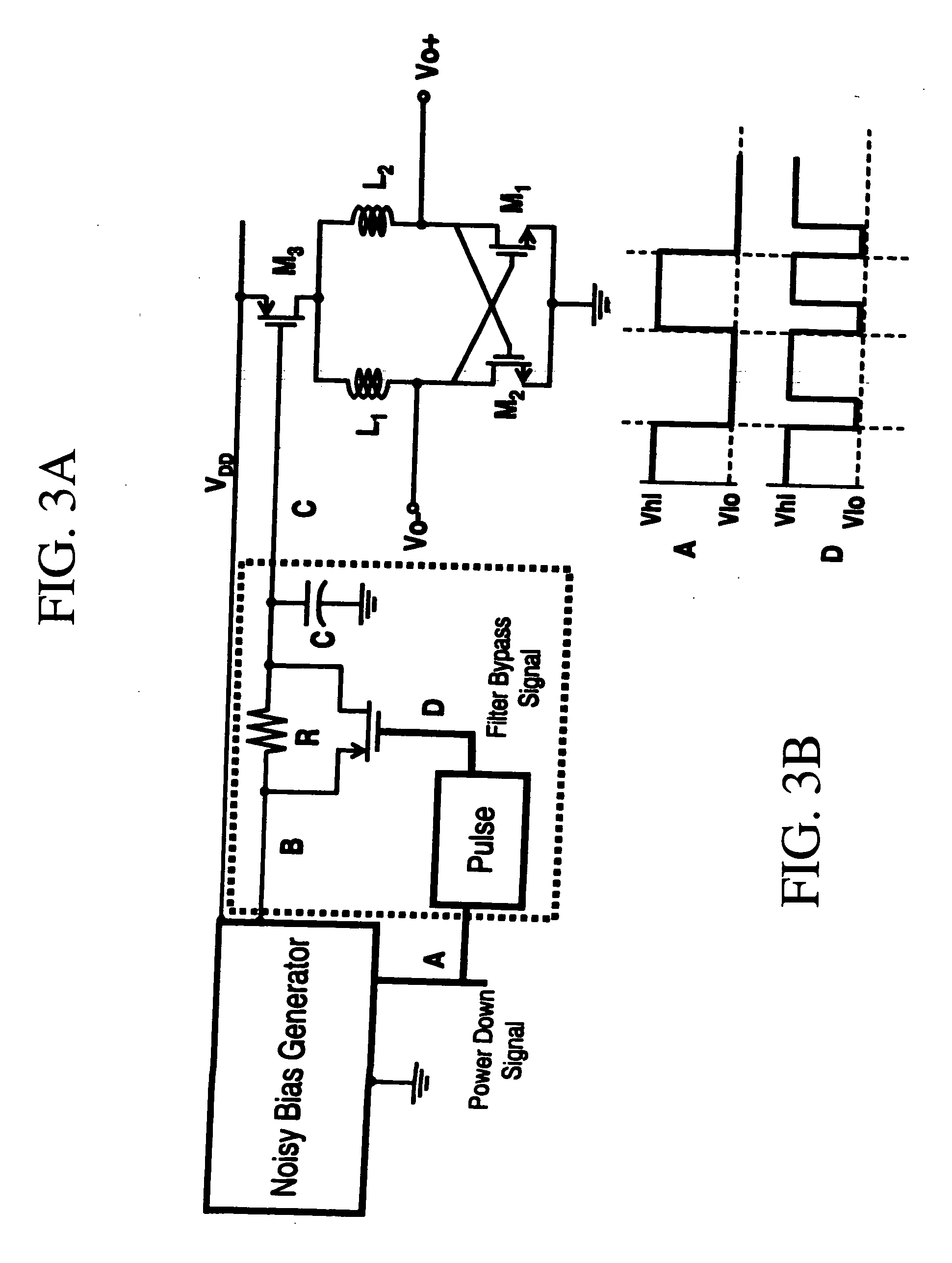 Patent Us20060145742 Pulse On Edge Circuit Google Patents Power Generator Diagram Drawing