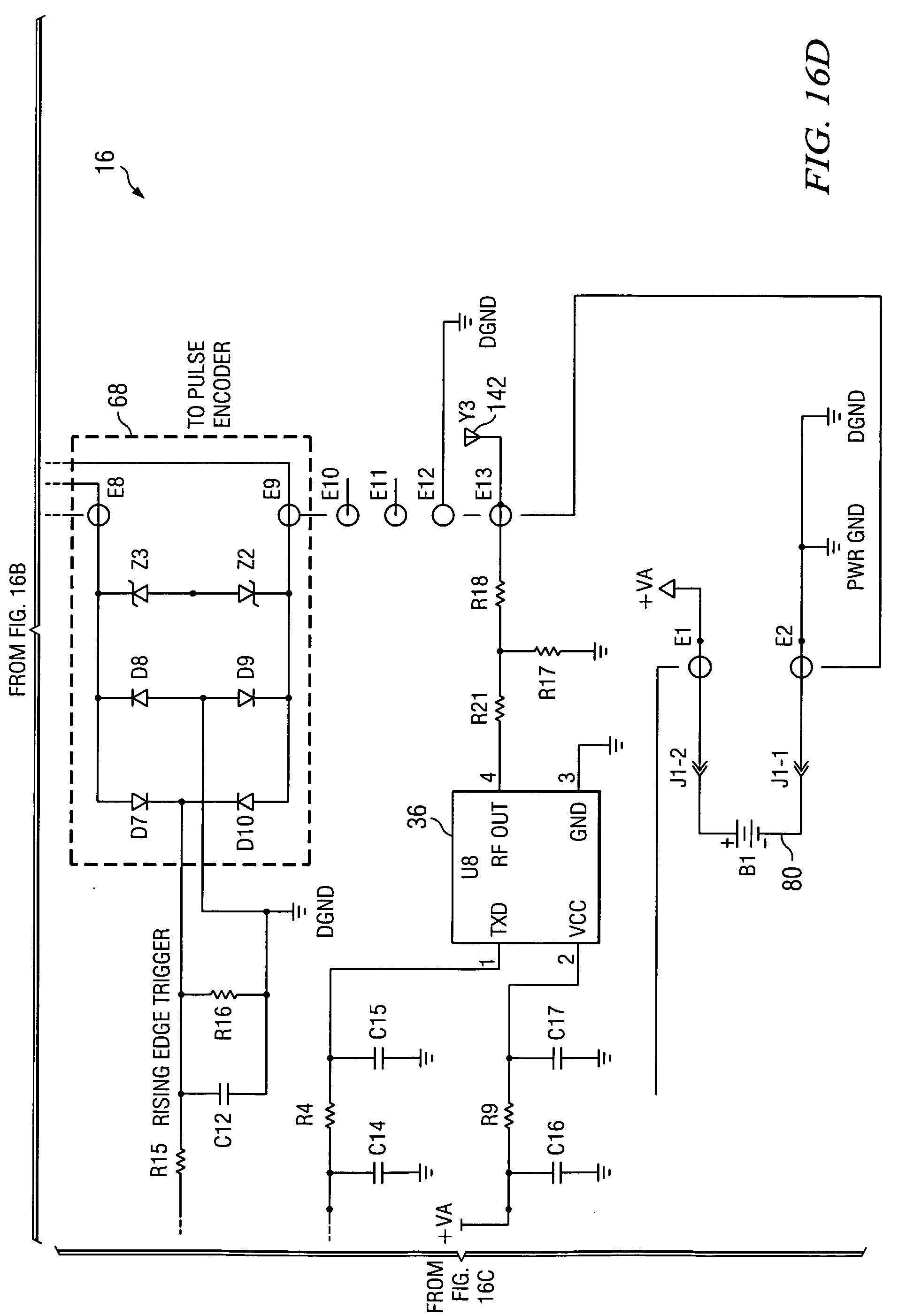 patente us20060158347