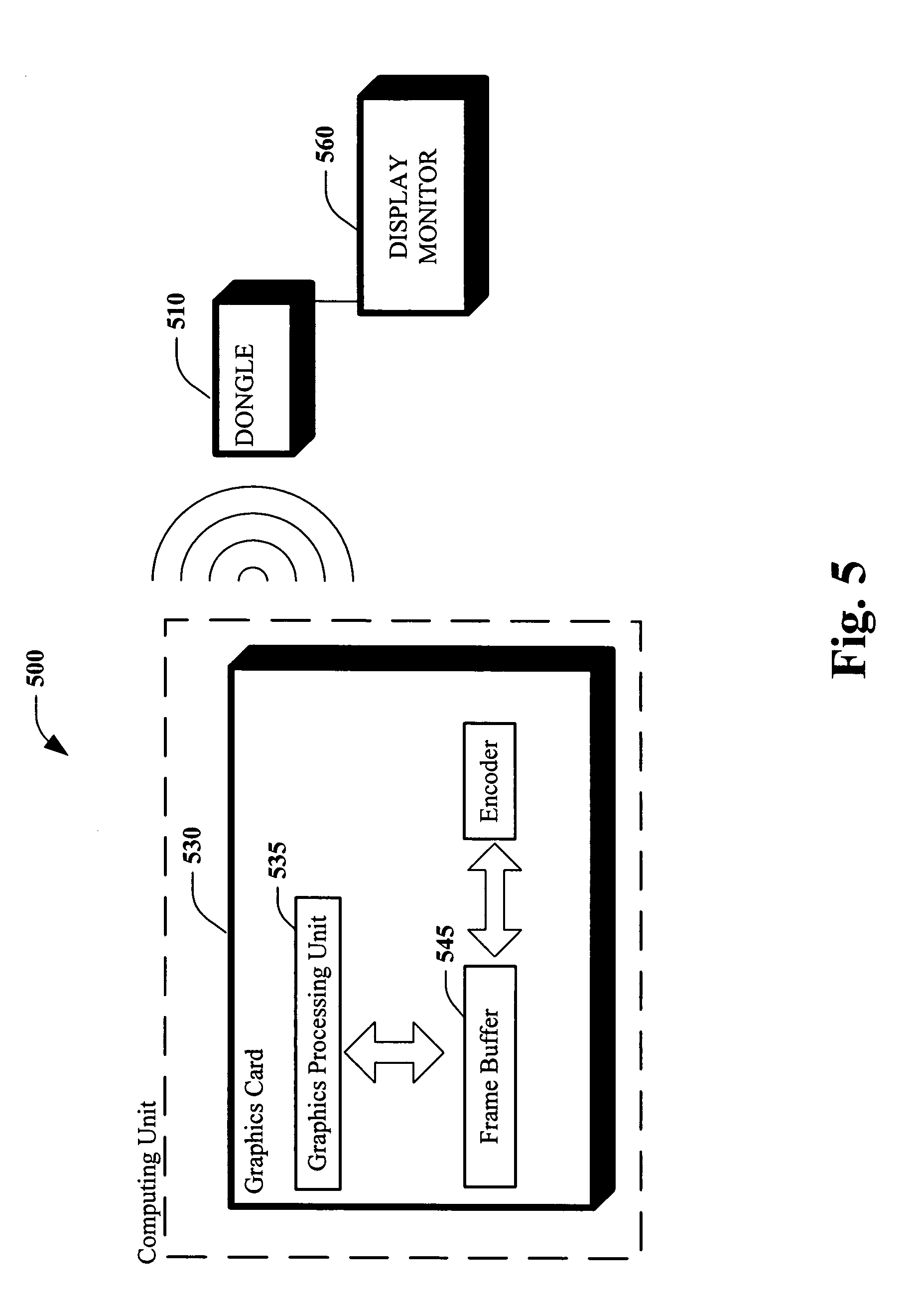 Patent Us20060164328 Method And Apparatus For Wireless Display Gameport To Usb Wiring Diagram Drawing
