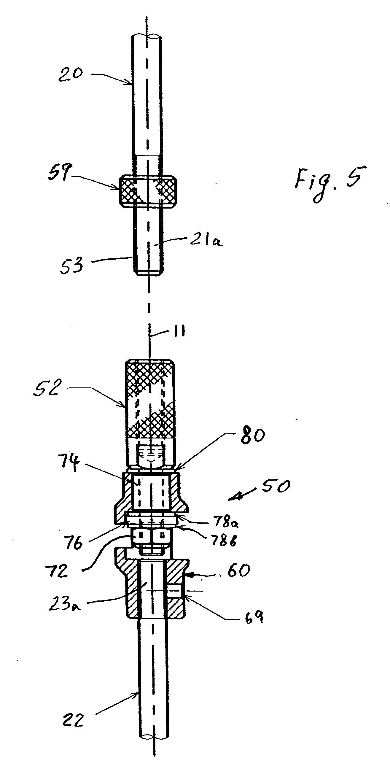 Patent Us20060169124 Connector Assembly For Hi Hat Stand