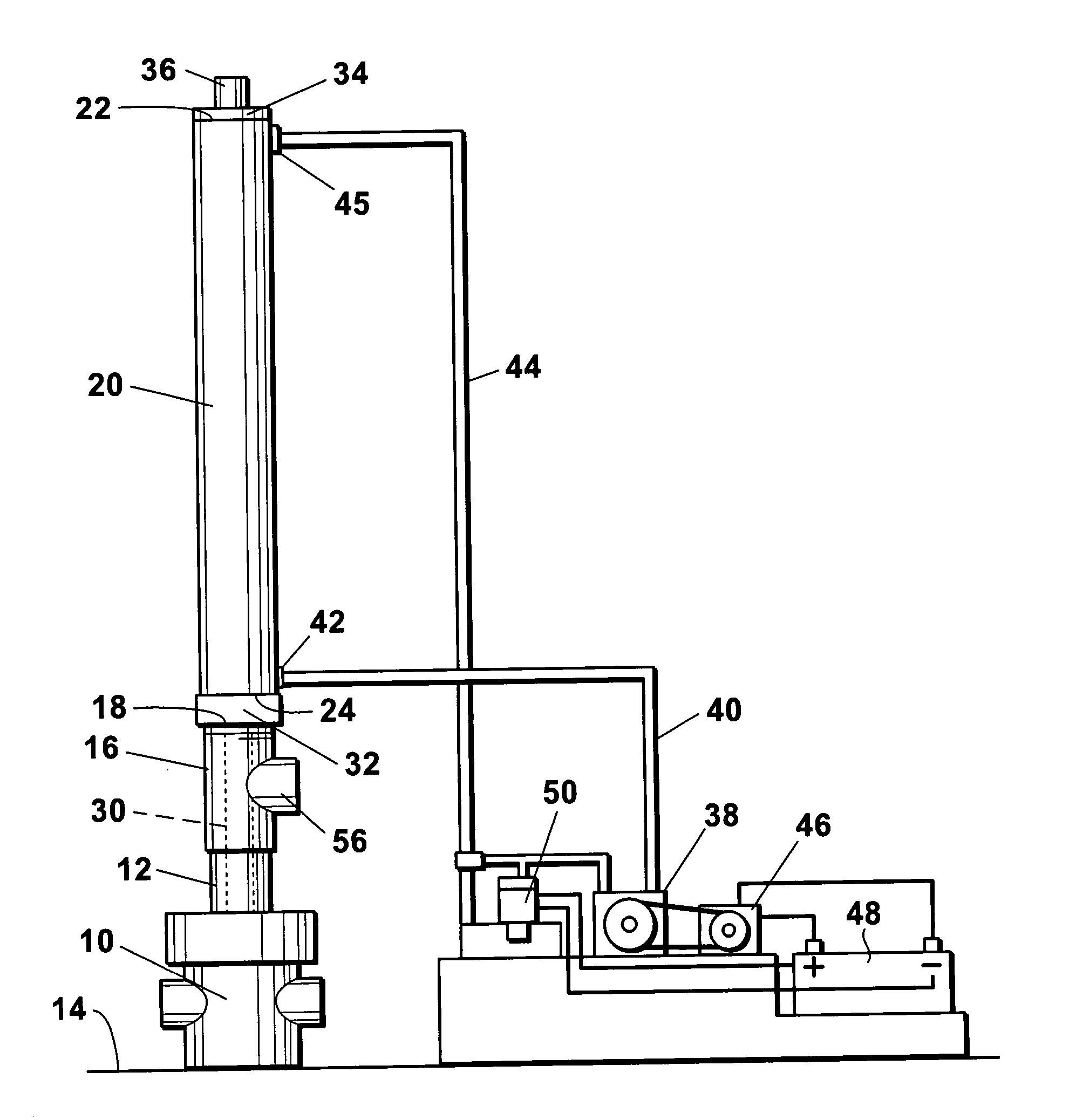 Patent Us20060171821 Hydraulic Pump Jack Sytem For