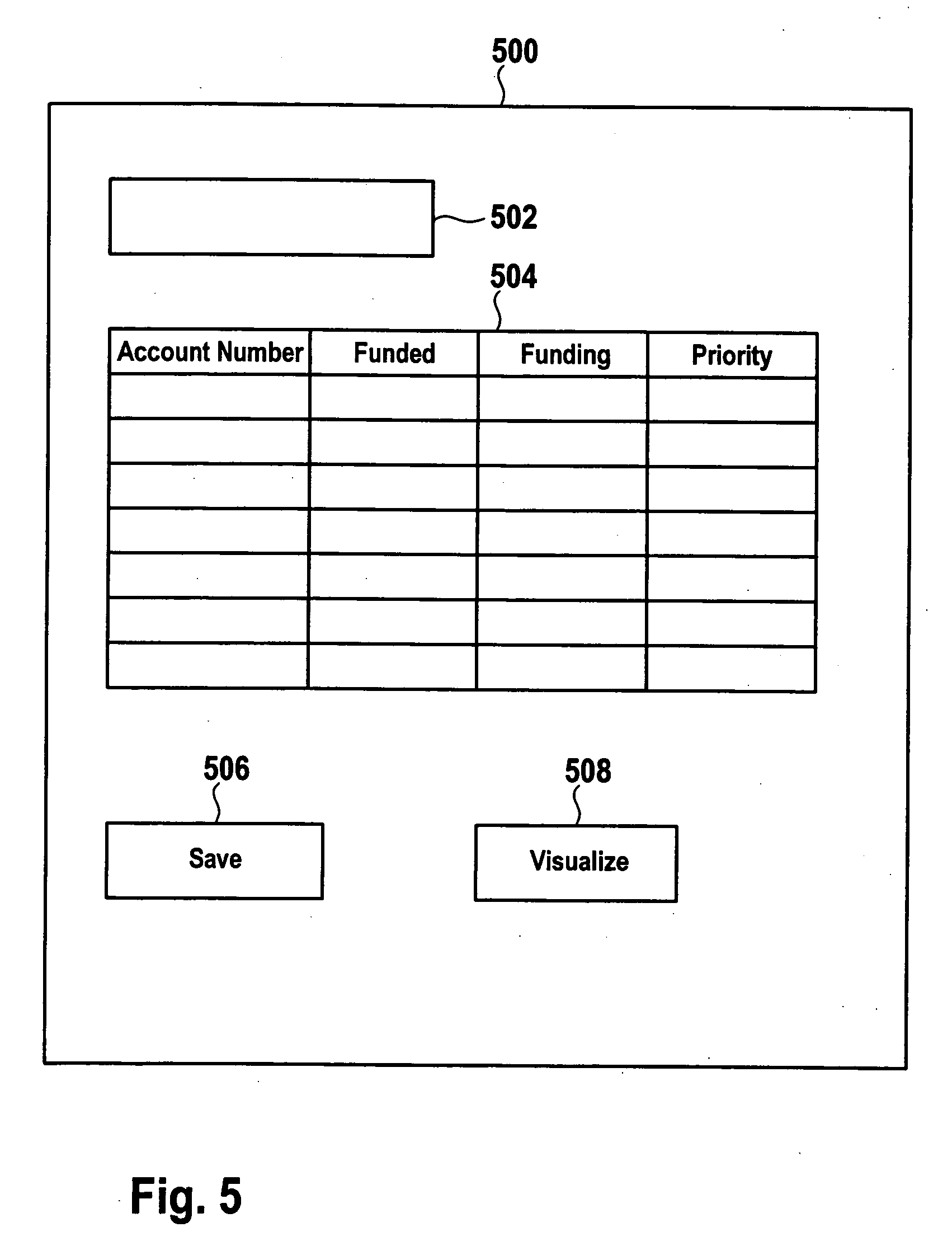 Patent us20060178958 systems and methods for data for Table ronde 4 personnes