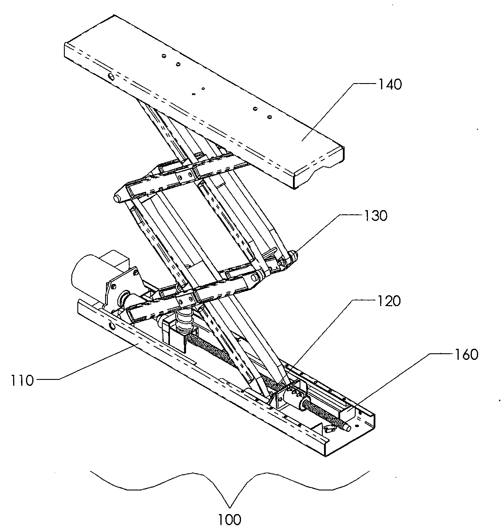 Piston Lift Mechanism – Jerusalem House