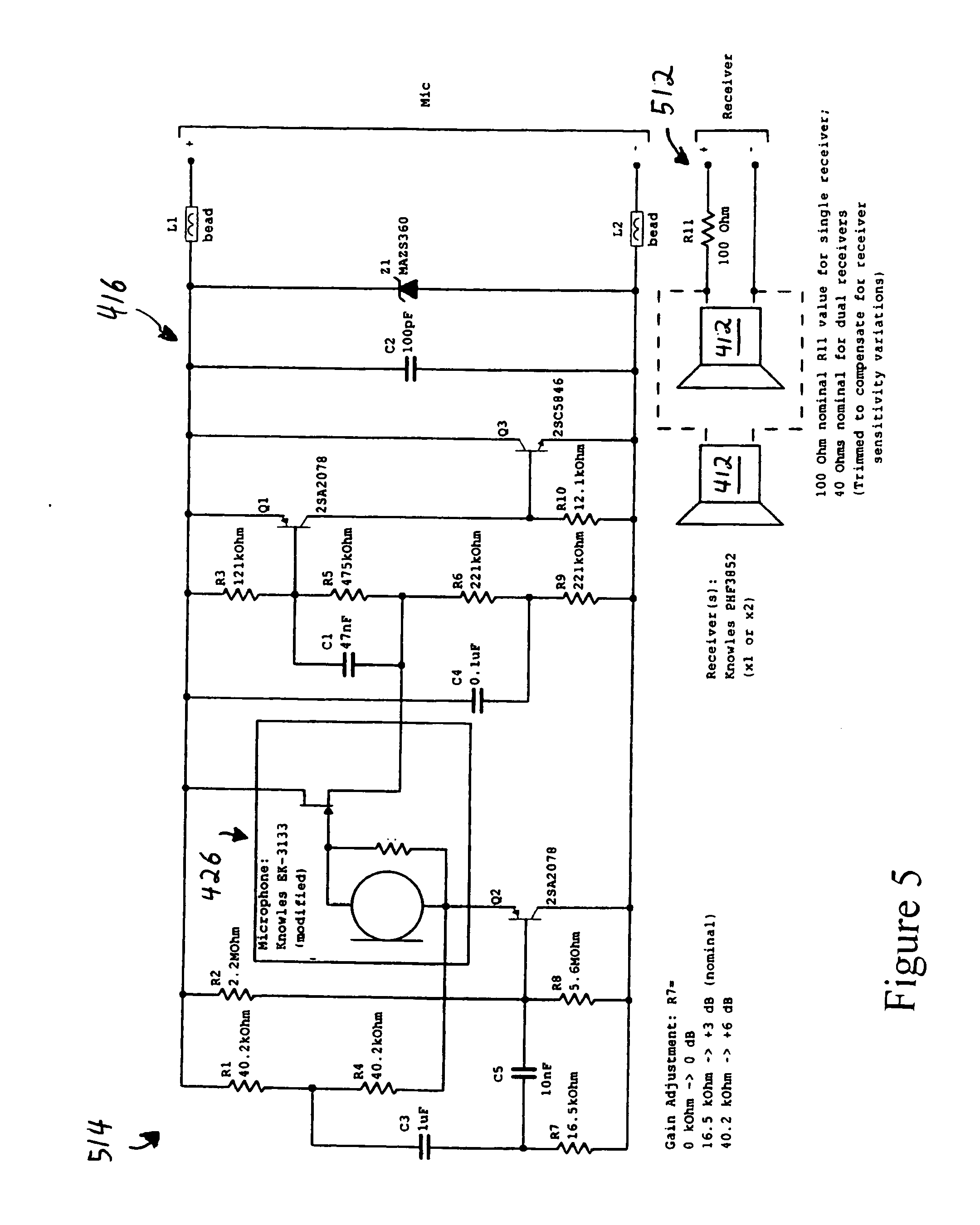 patent us20060182287 - audio monitoring system