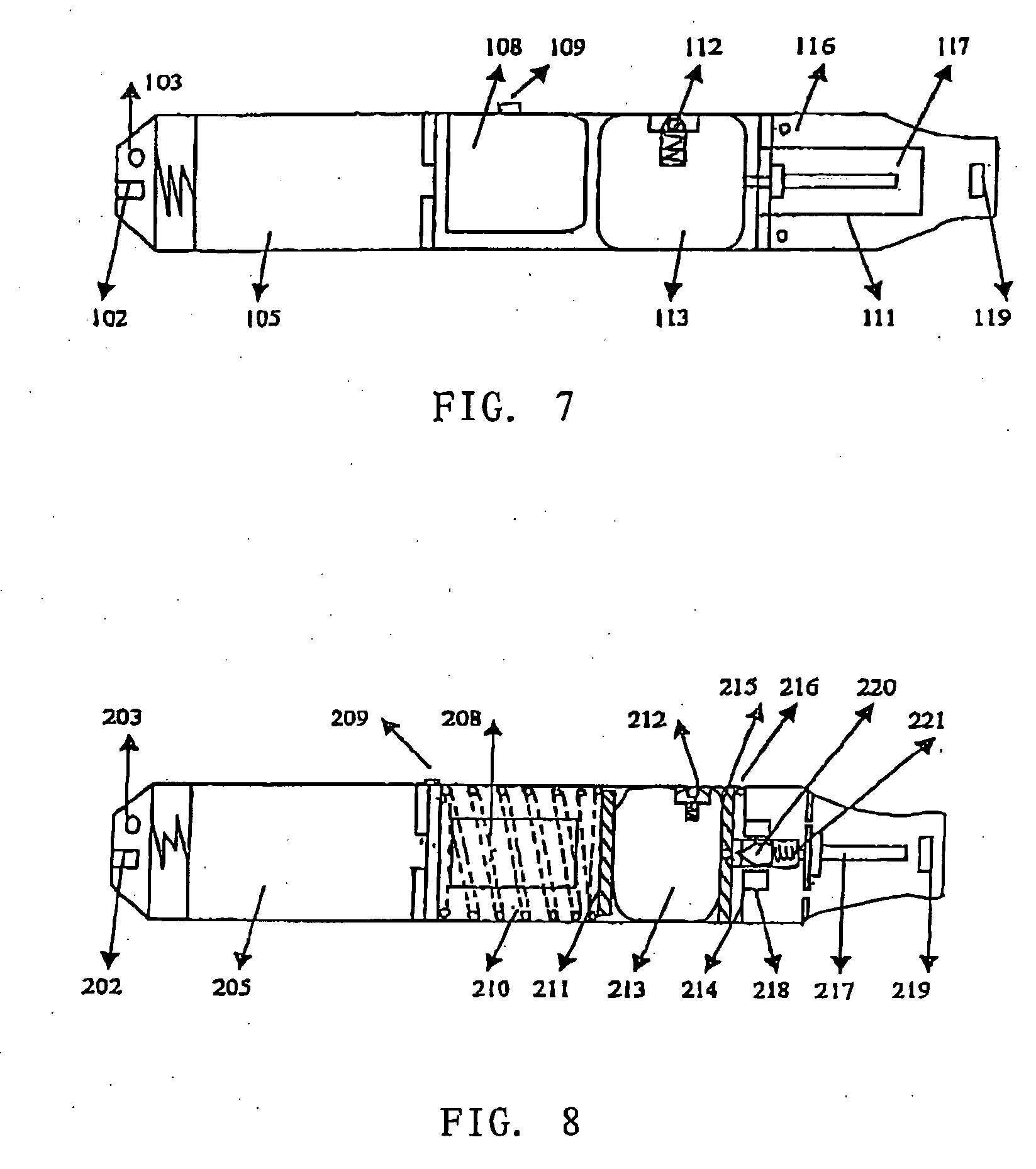 Patent Us20060196518 Flameless Electronic Atomizing