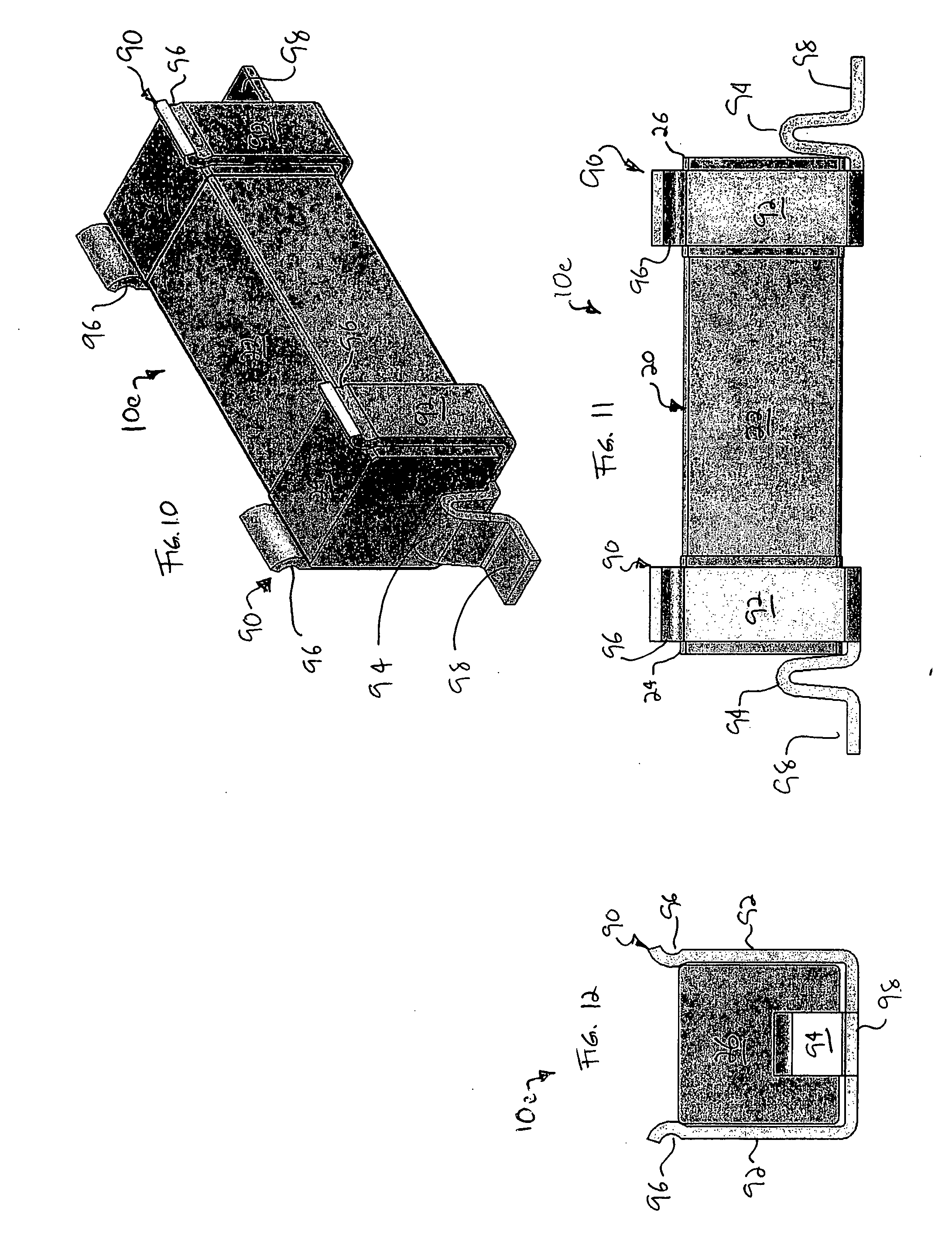 brevet us20060197647 - thermally decoupling fuse holder and assembly