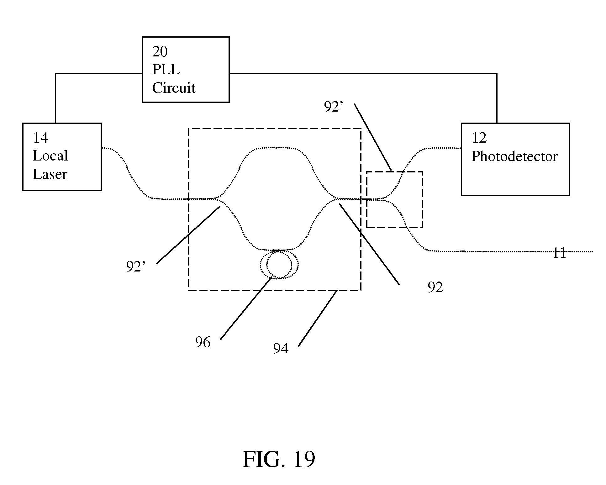 patent us20060239312 - semiconductor lasers in optical phase-locked loops