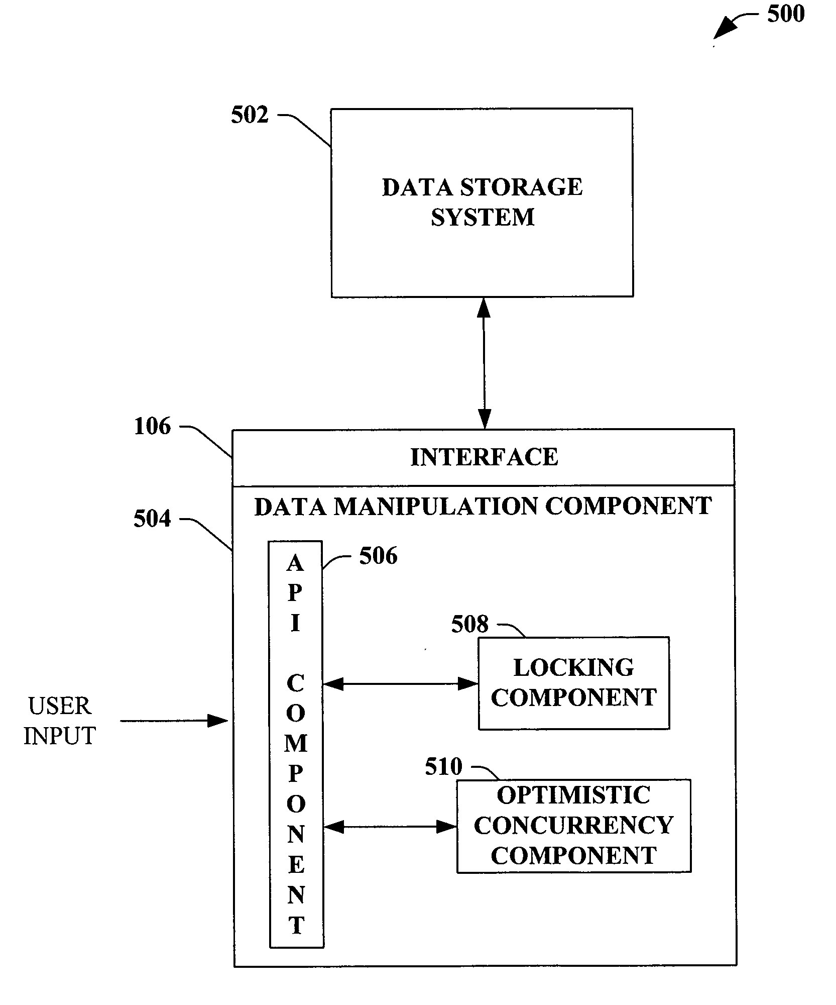 Data Storage System : Patent us  systems and methods for