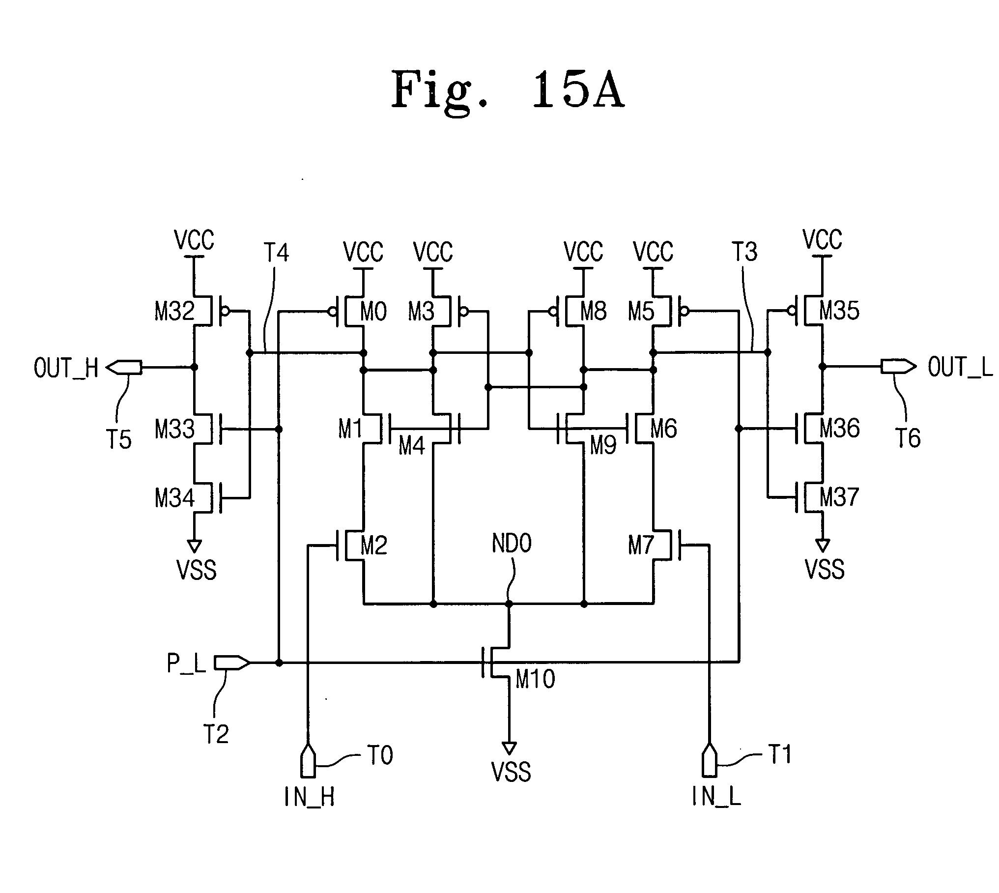 patent us20060244502 - sense amplifier-based flip-flop circuit