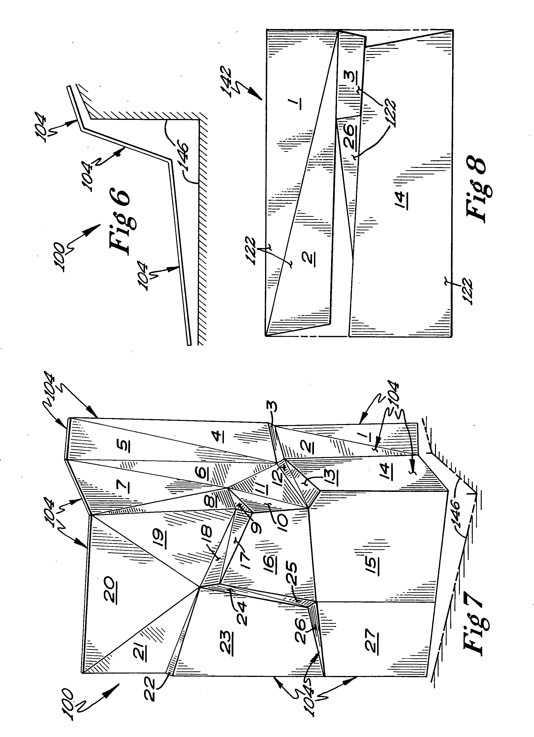 patent us20060258511 - climbing wall structure and method of construction