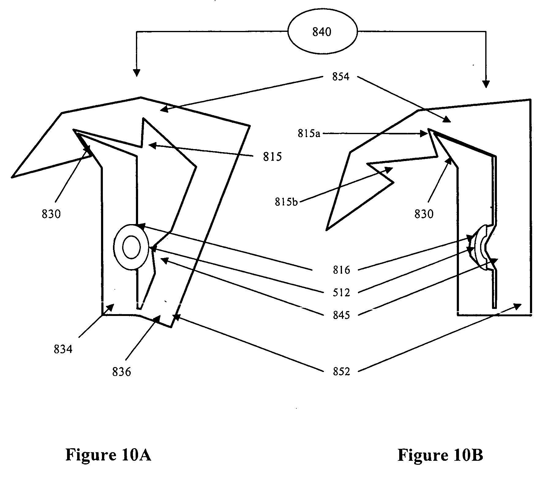brevet us20060276838 vascular puncture sealing method