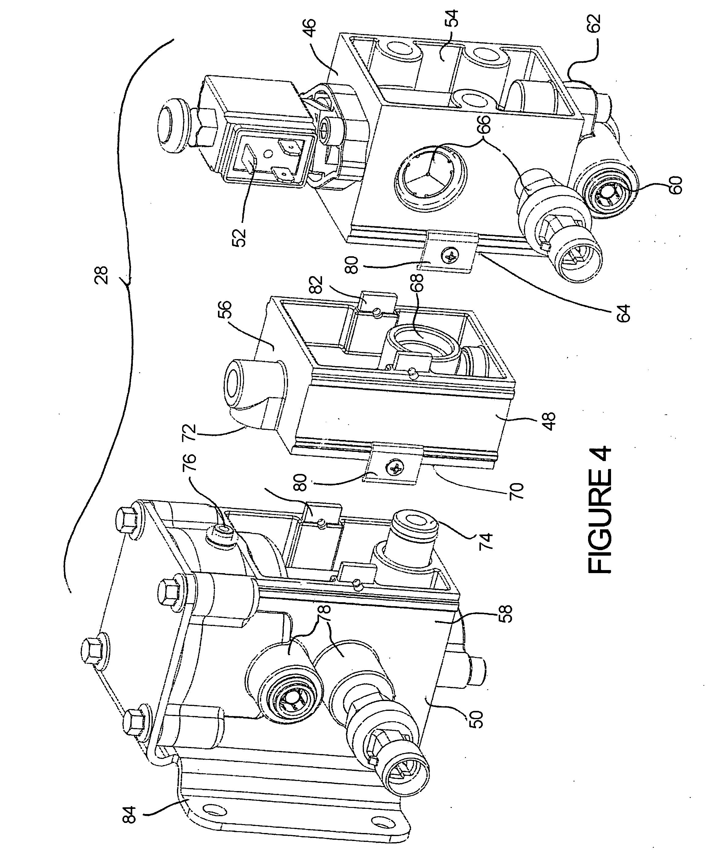 براءة الاختراع US20060284480 - Modular electronic brake