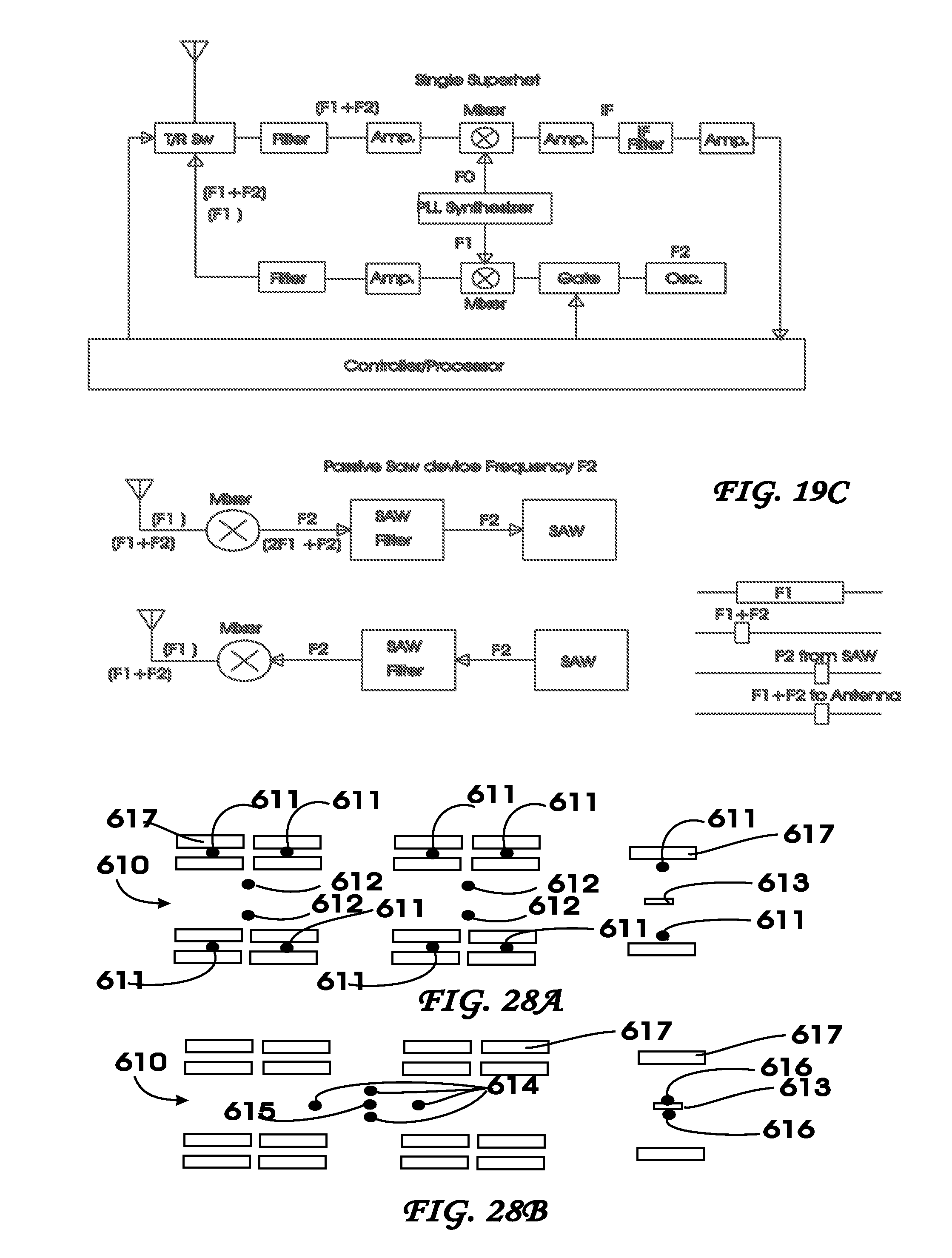 Patente Us20060284839 Vehicular Steering Wheel With Input Device For Diagram Door Wiring Opener Pv 612 Patent Drawing