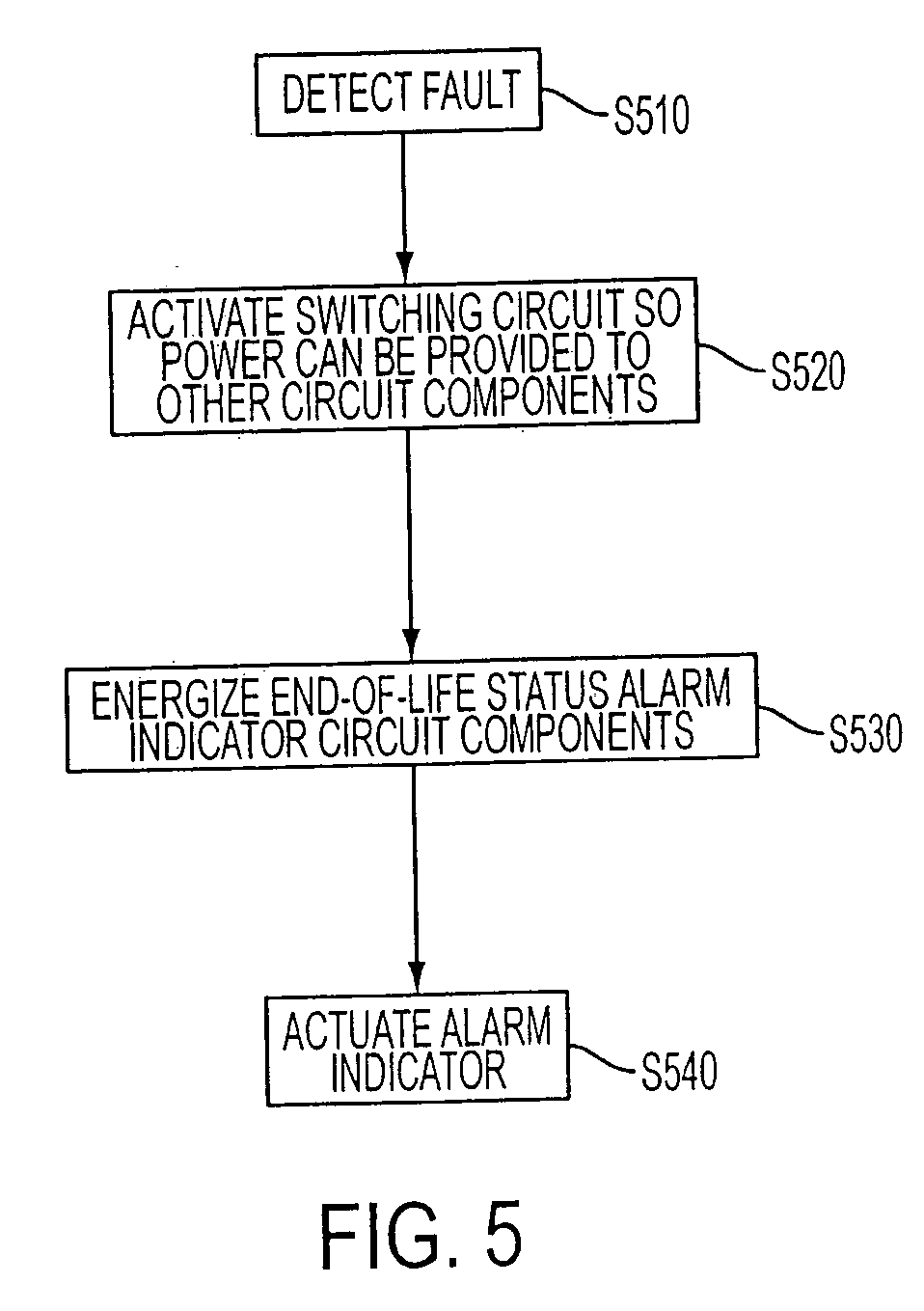 Patent Us20070030607 Ground Fault Circuit Interrupter Gfci End Drive Scr Flash Diagram Powersupplycircuit Drawing