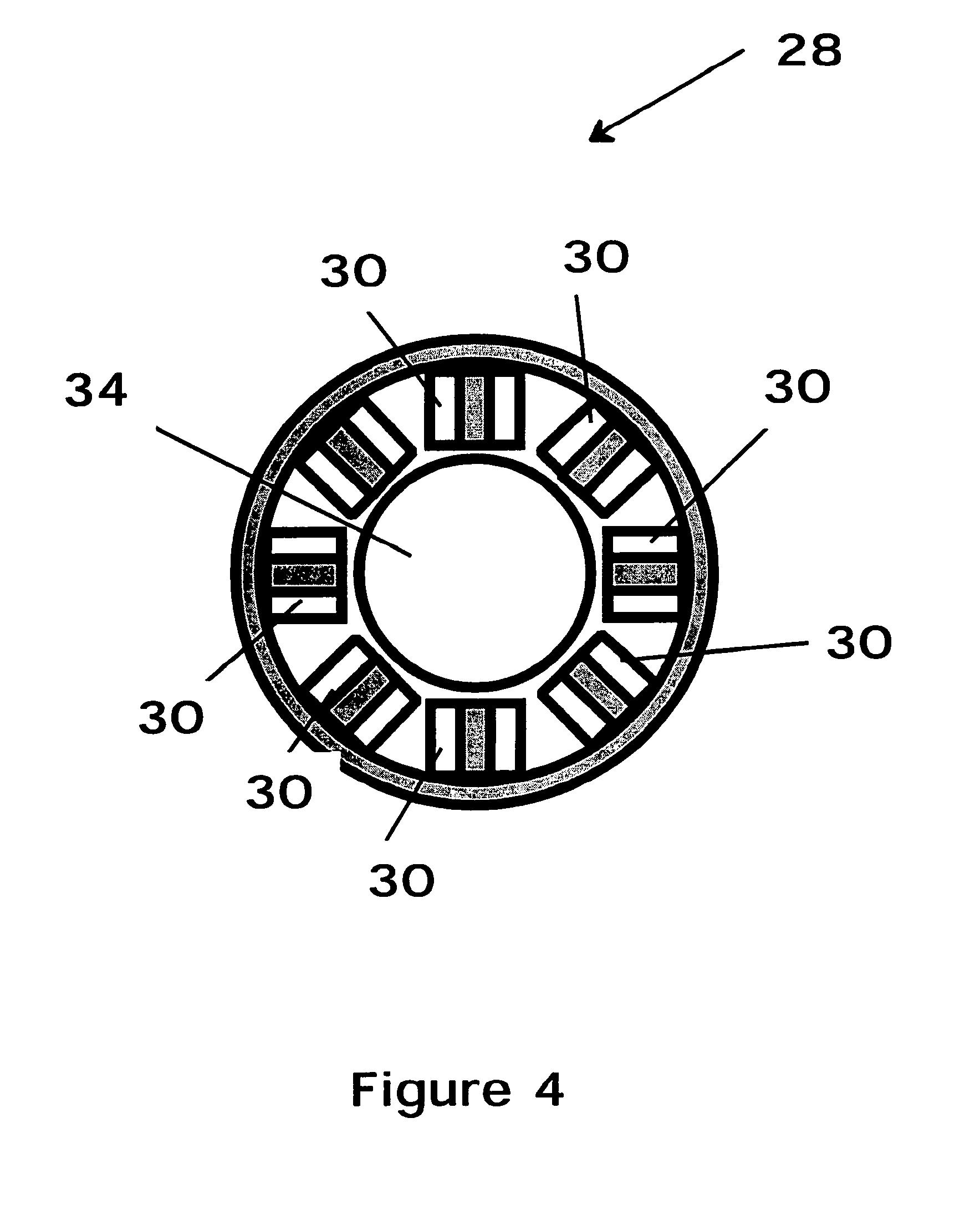patent us20070046480 - wind-powered wireless  rf  anemometer