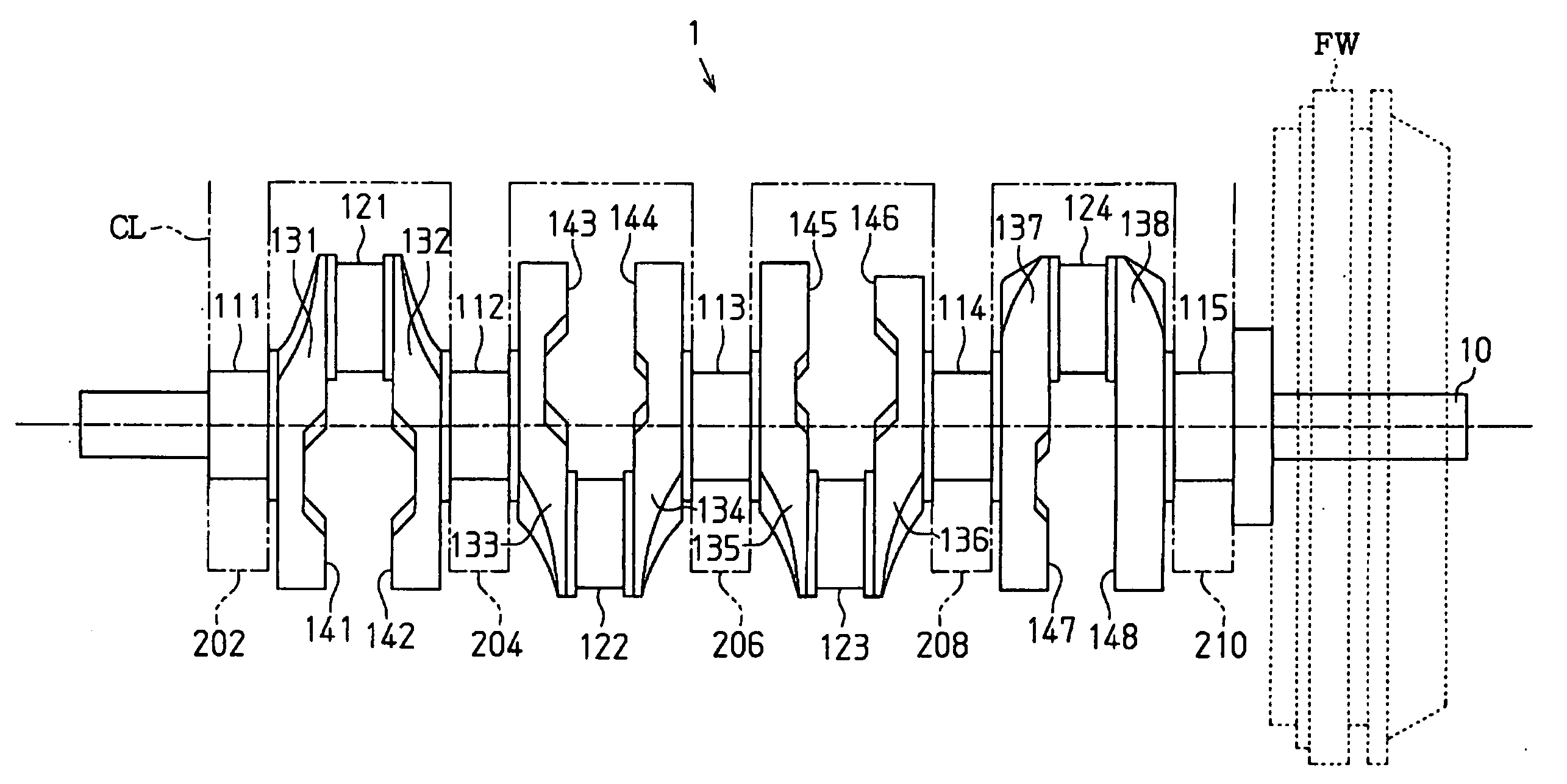 Inline Four Cylinder Engine Diagram 4 Cylinder Engine