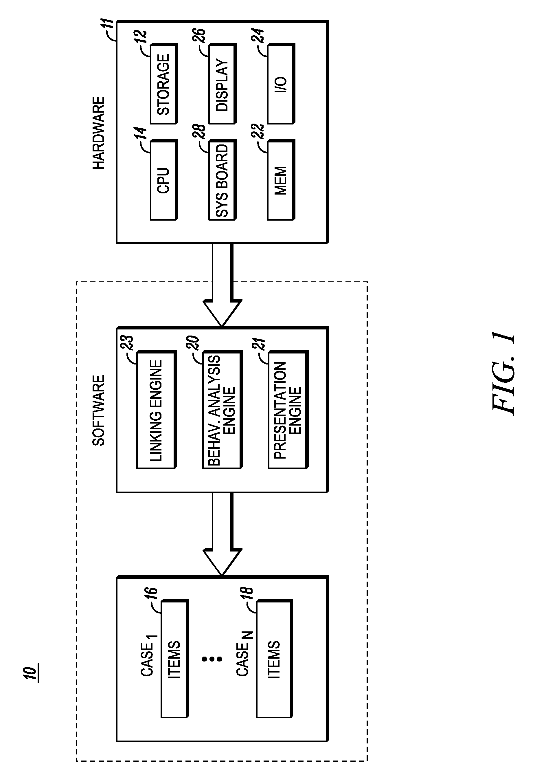 patent us20070112713 method and apparatus for profiling a patent drawing