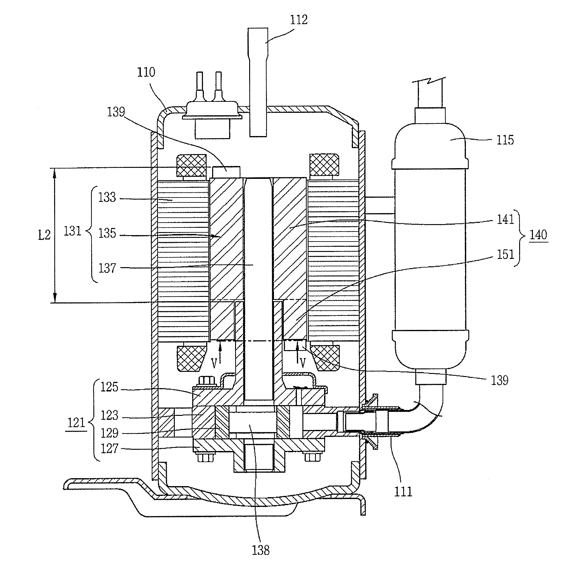 Patent Us20070120434 Synchronous Reluctance Motor And