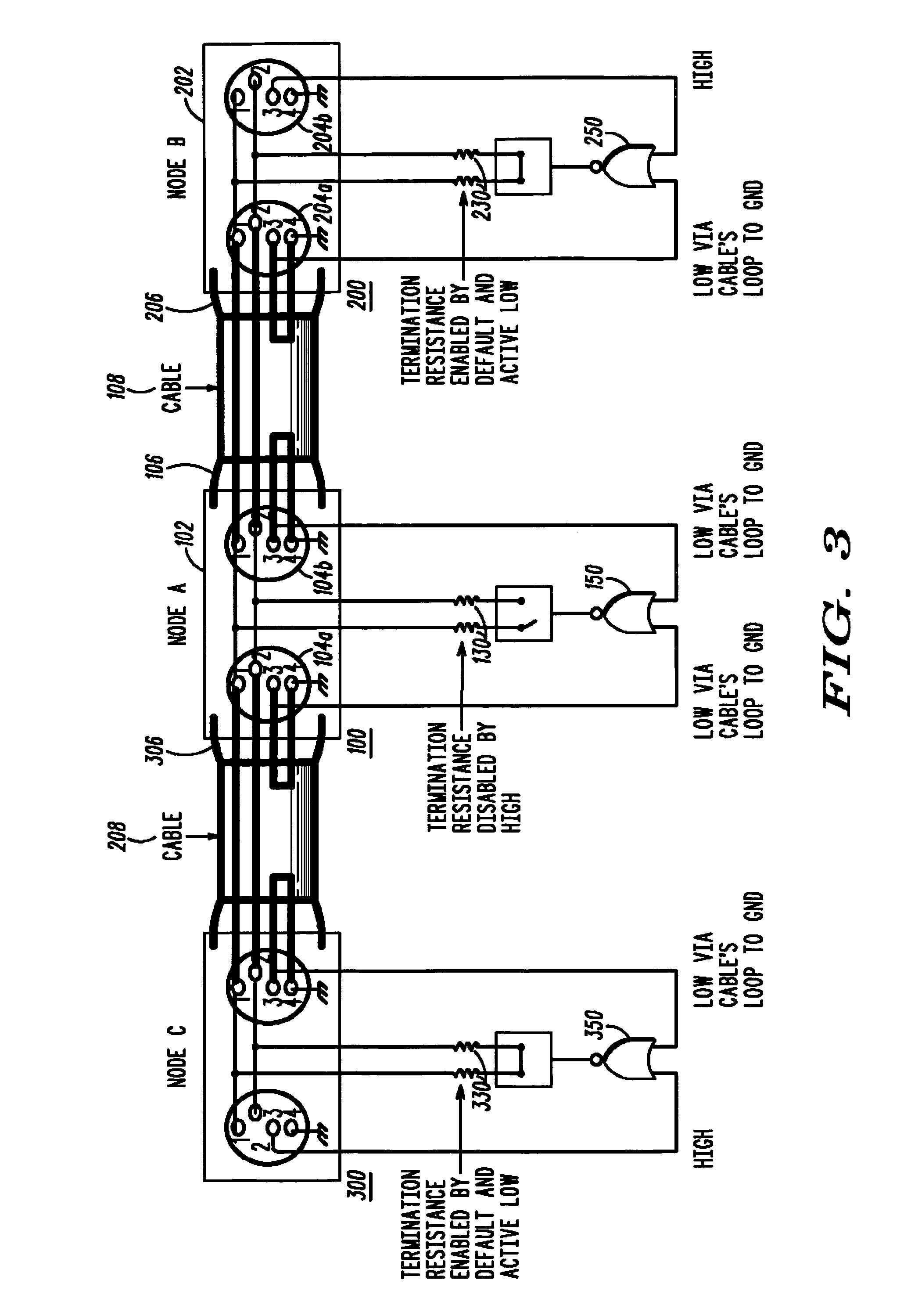 براءة الاختراع us20070120574 method and apparatus for can bus auto