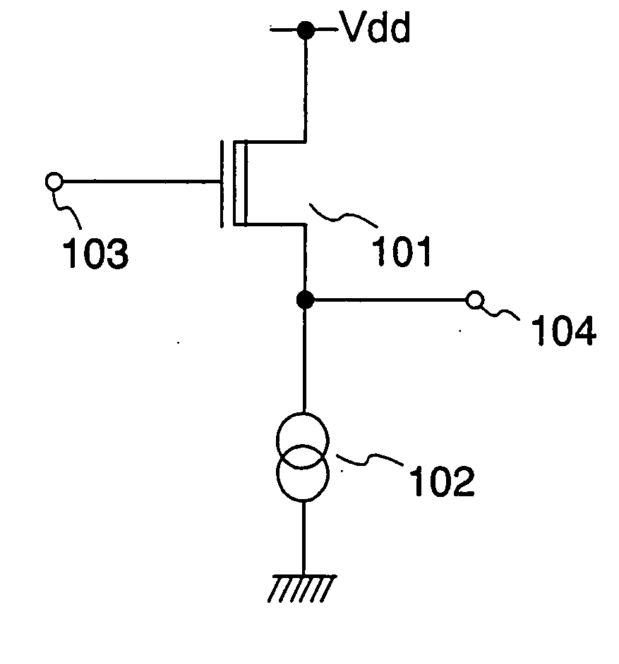 Bootstrap Circuit Negative Voltage Guide And Troubleshooting Of How To Make A Sixtiesstyle 40w Audio Amplifier Diagram Patent Us20070146045 Source Follower Or Converter