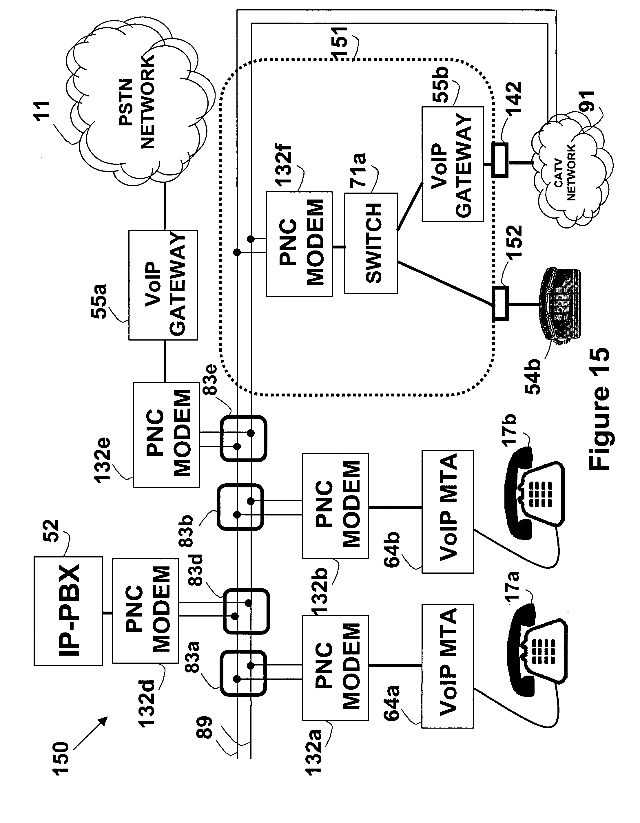 US20070147369 on voip adapter wiring