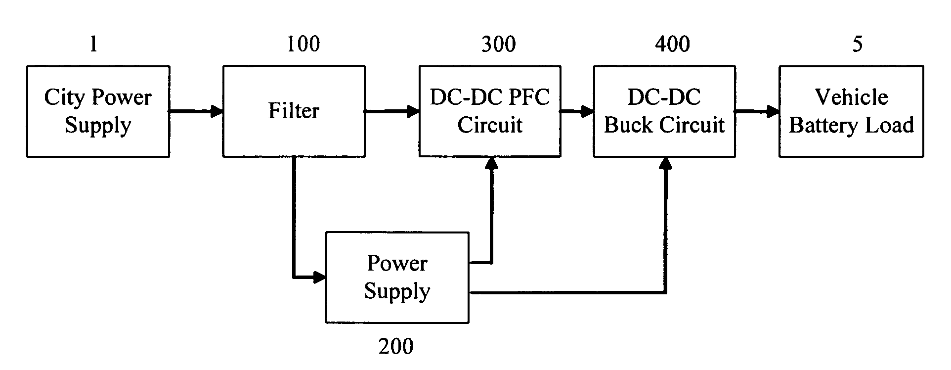 Patent Us20070153560 Portable Chargers For Use With Electric Dc Circuits Drawing