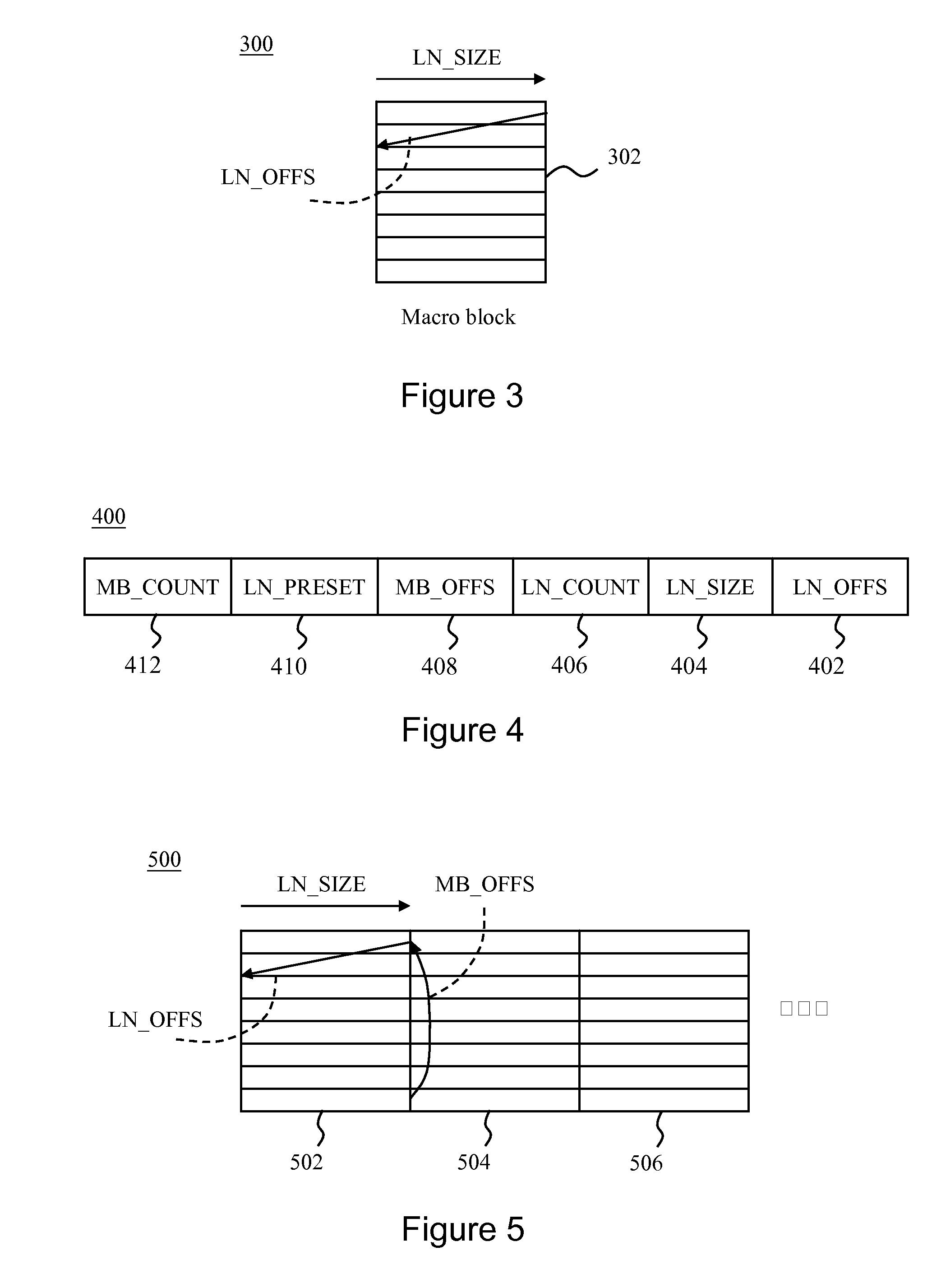 براءة الاختراع US20070162643 - Fixed offset scatter/gather dma