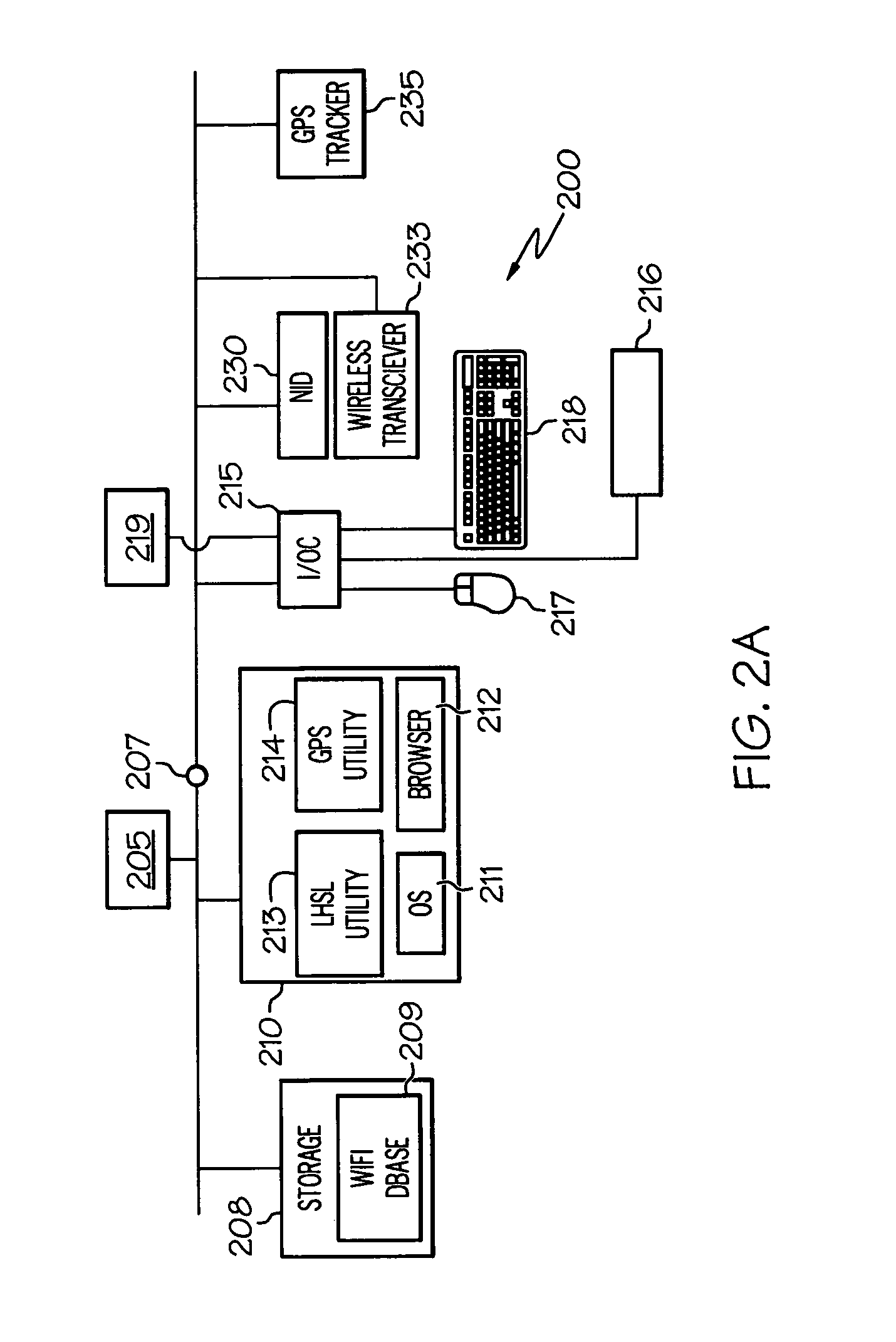 patent us20070167174