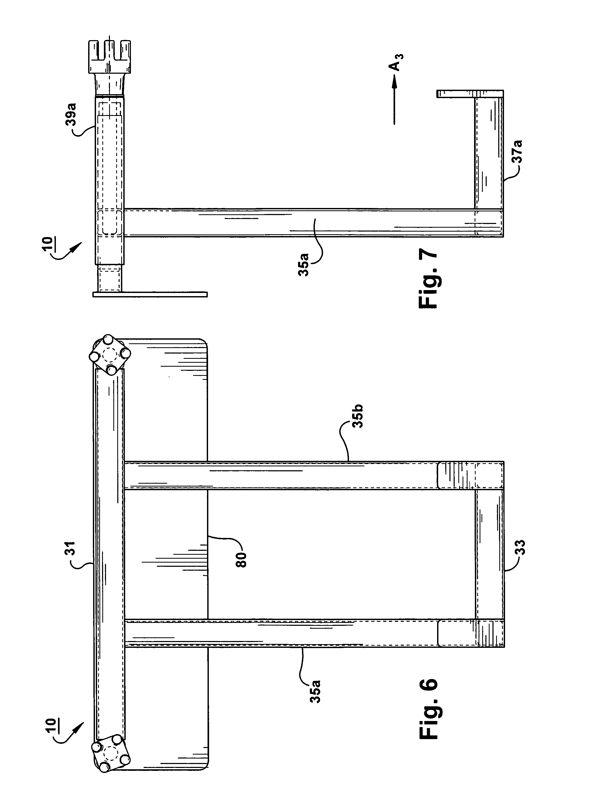Patent Us20070175699 Ladder Bracket Google Patents