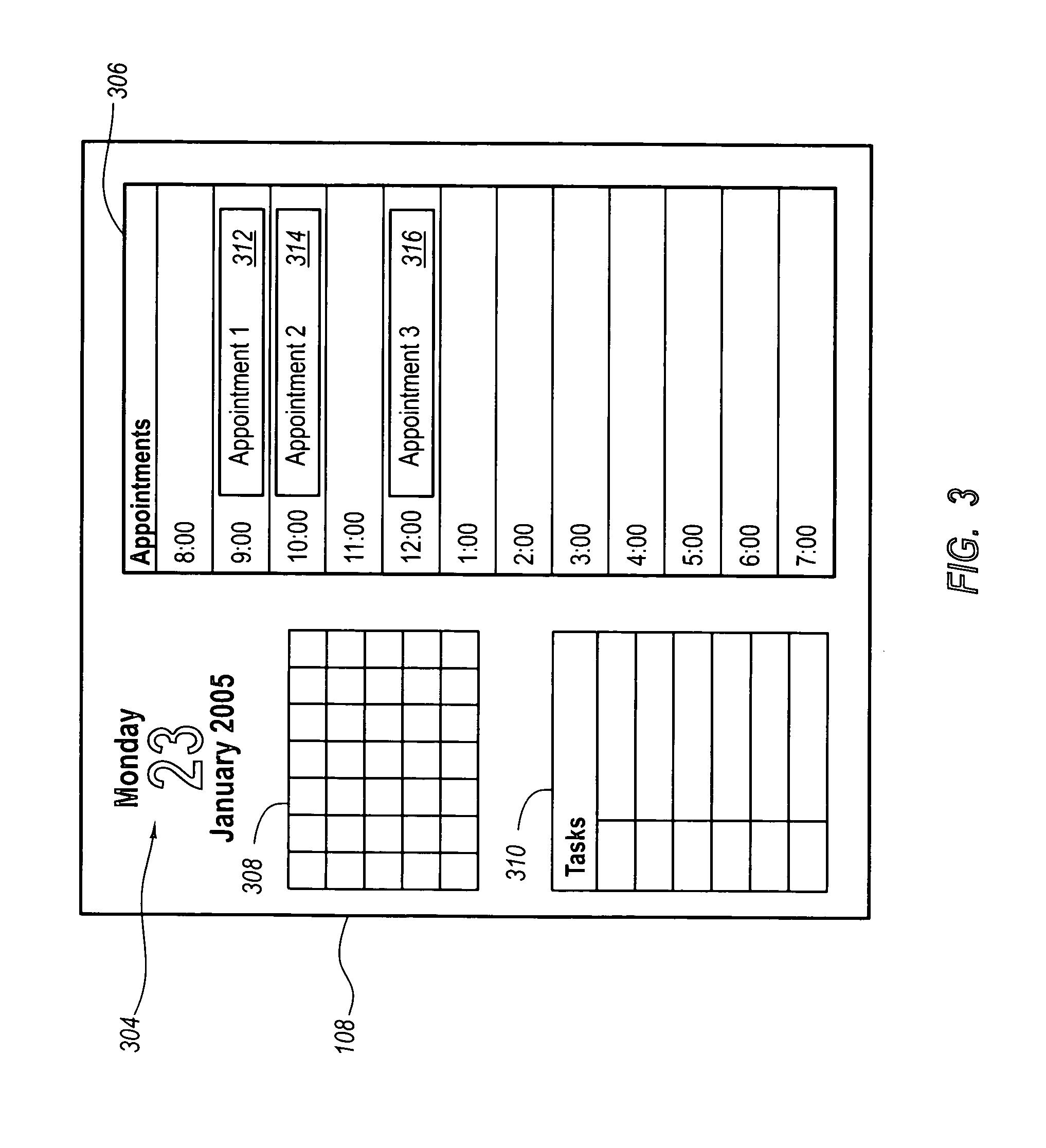 patent us20070180377 self translating template google patents. Black Bedroom Furniture Sets. Home Design Ideas