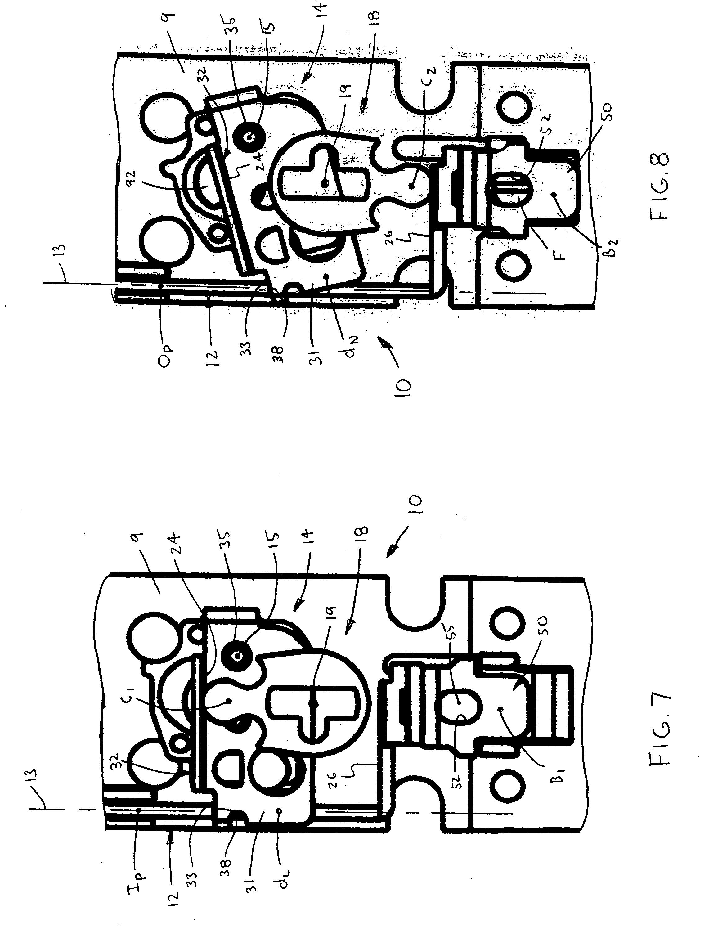 patent us20070209413 lock manual override mechanism with. Black Bedroom Furniture Sets. Home Design Ideas