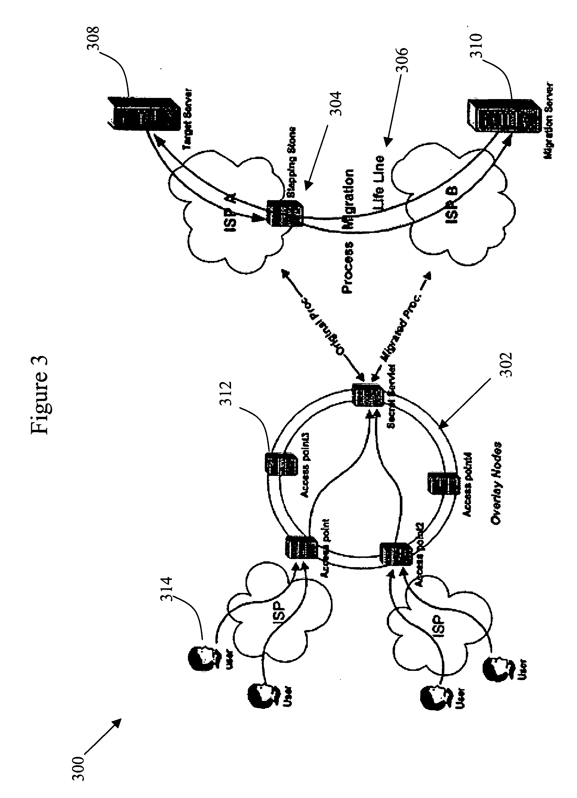 patent us20070214505 methods media and systems for responding to Yellow ITR patent drawing