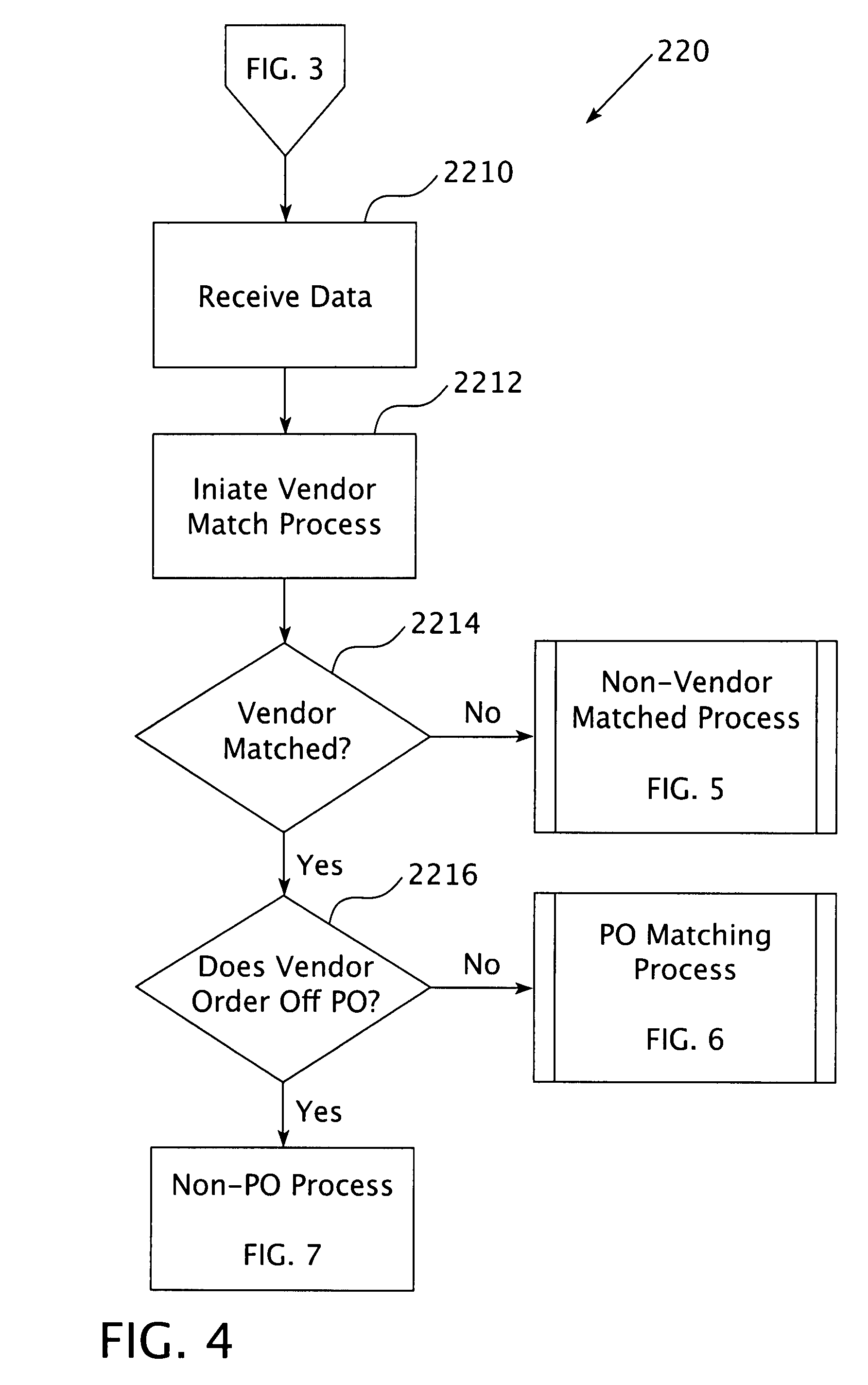 Making An Invoice In Excel Excel Patent Us  Accounts Payable Process  Google Patentsuche Accounts Payable Invoice Automation with Invoice Terms Example Excel Patent Drawing Make A Fake Receipt Pdf