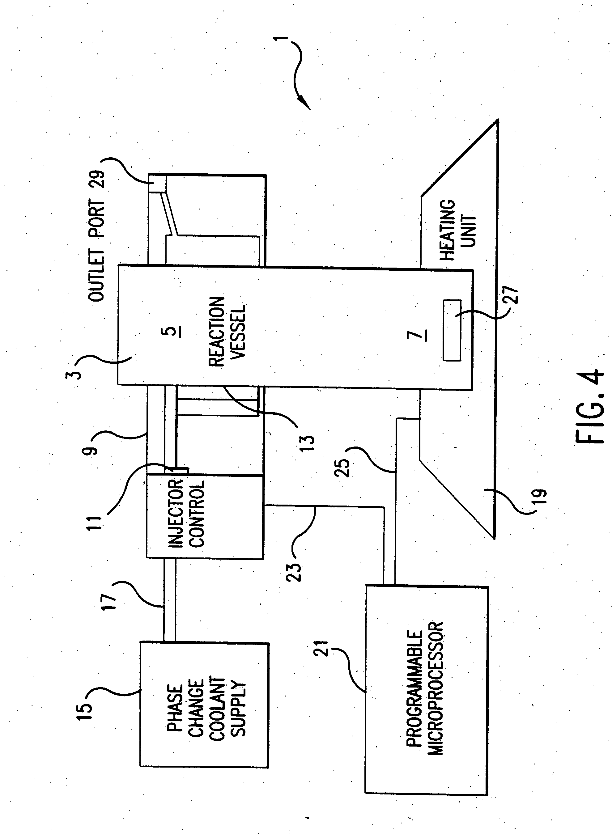 Patent US20070231223 - Multifunctional multireactor control