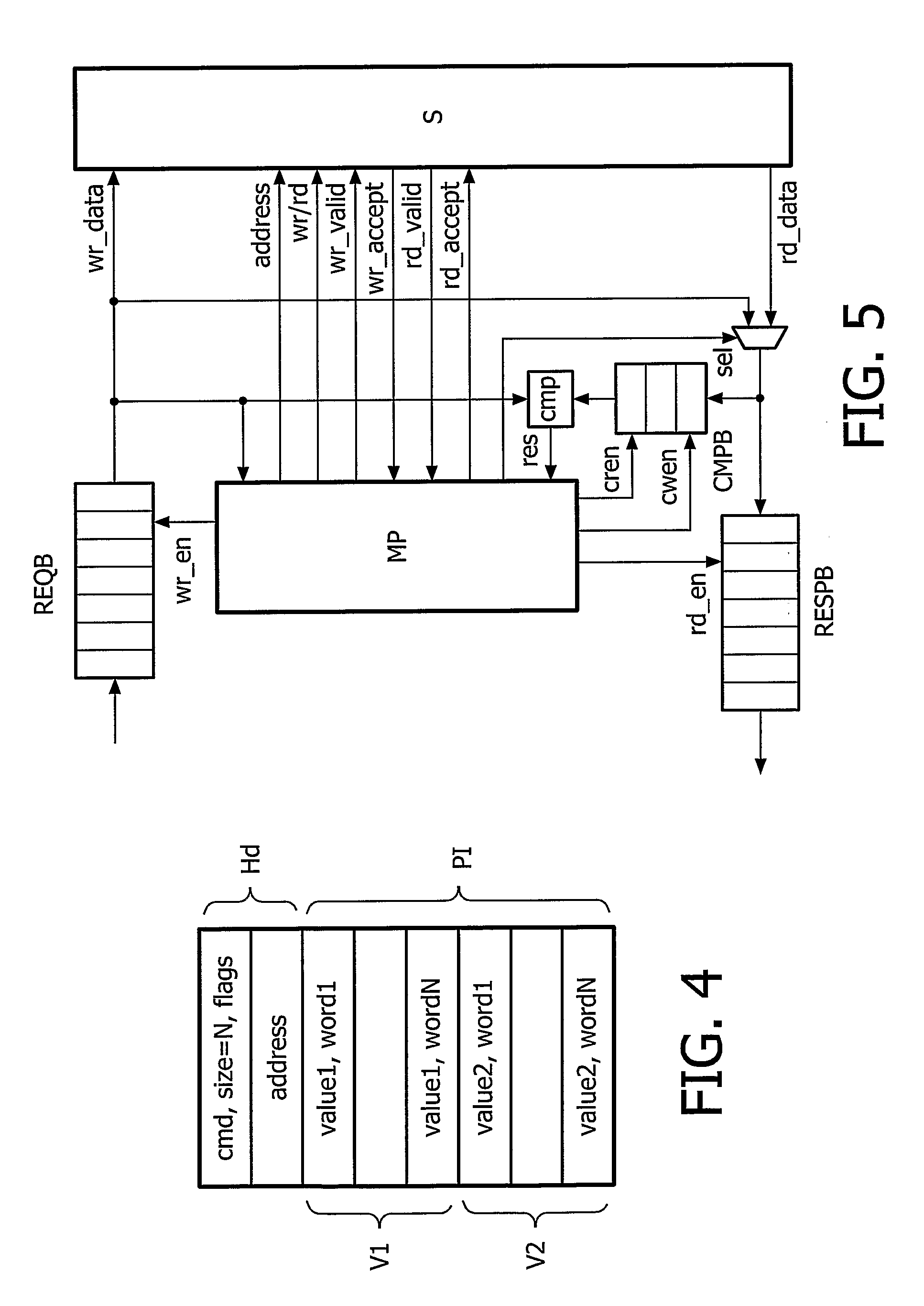 patent us20070234006 - integrated circuit and metod for issuing transactions