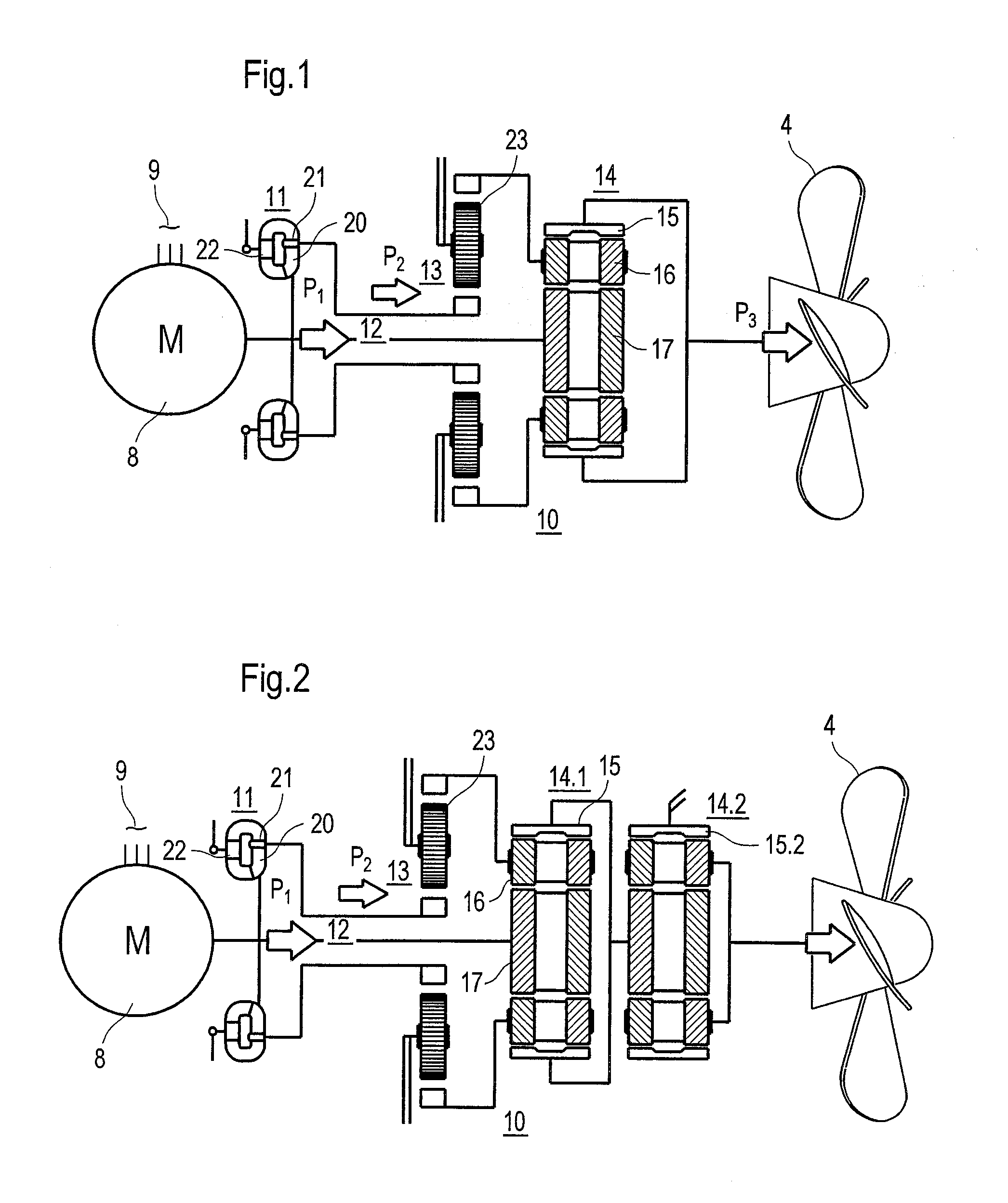 Electric Turbocharger Patents: Pod Ship Propulsion System Provided