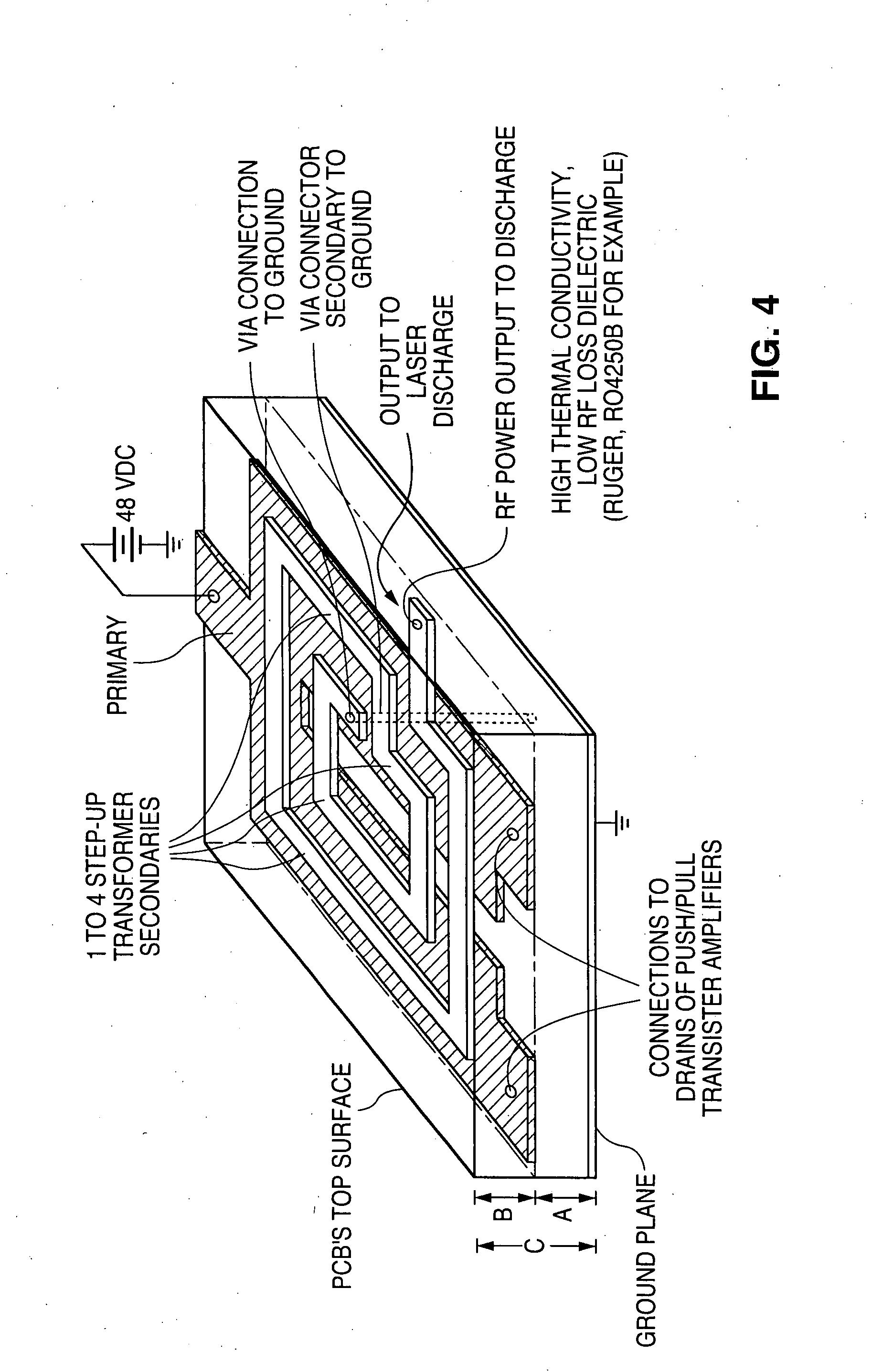 Brevet US20070279035 - Transformer for impedance