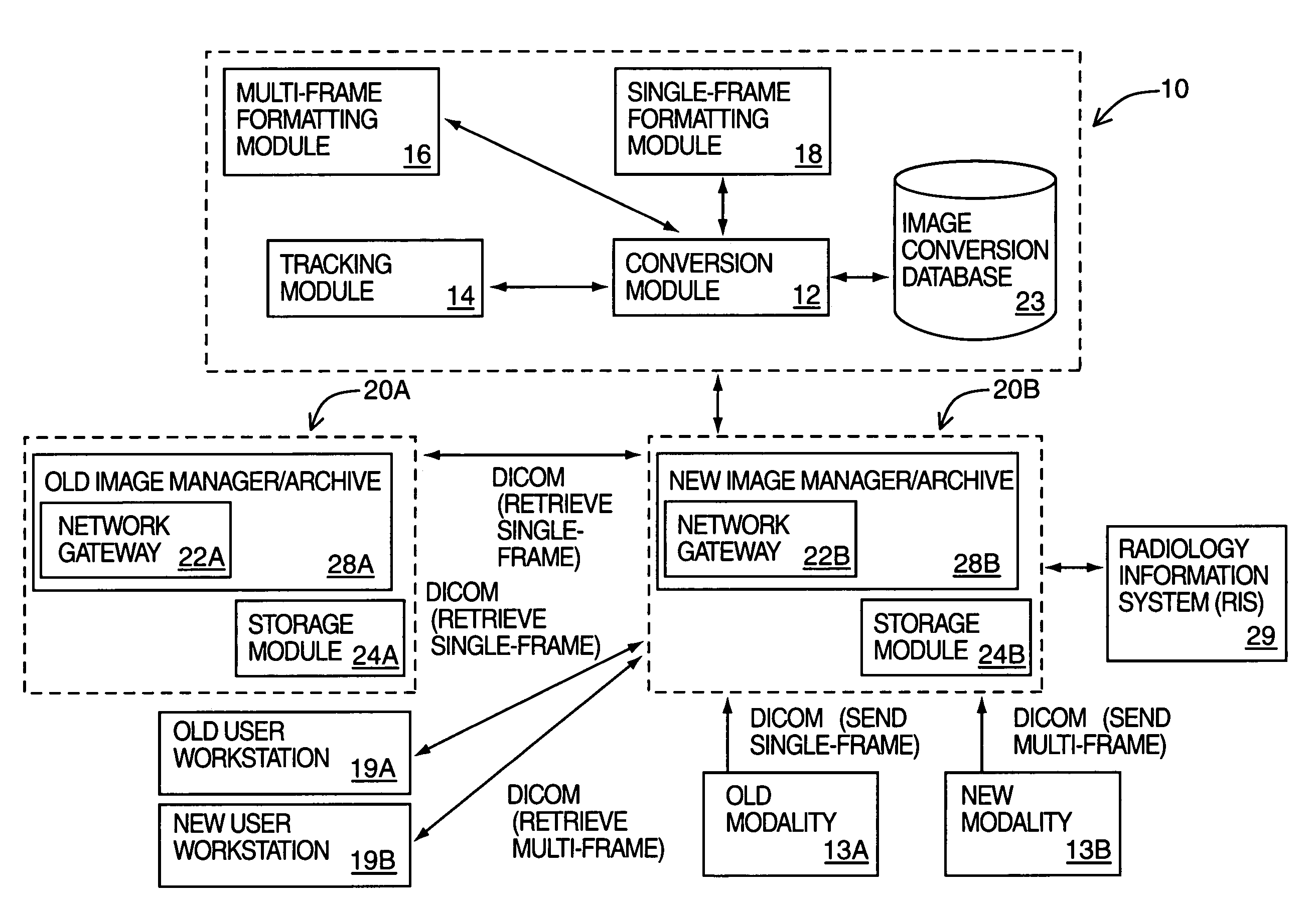 Patent US20070280560 - Image data conversion system and method ...