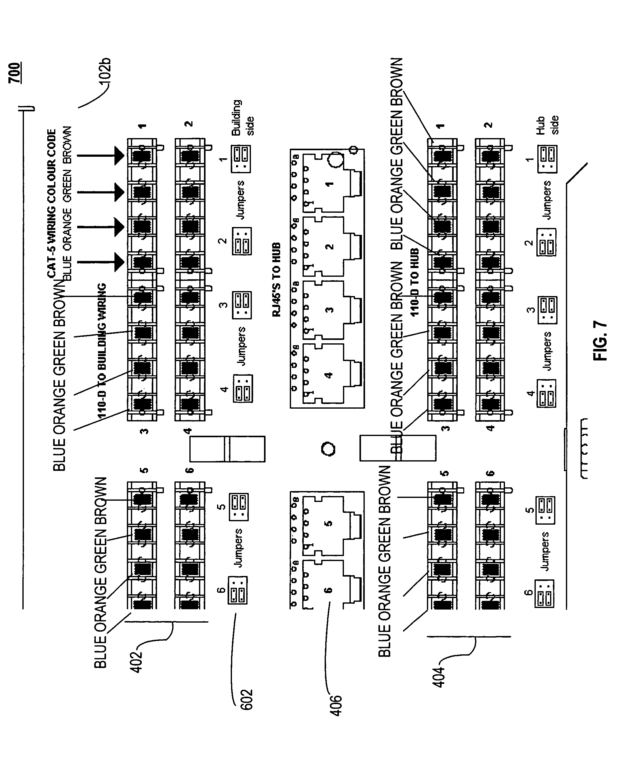 Patent Us20070286411 Patch Panel Apparatus And System