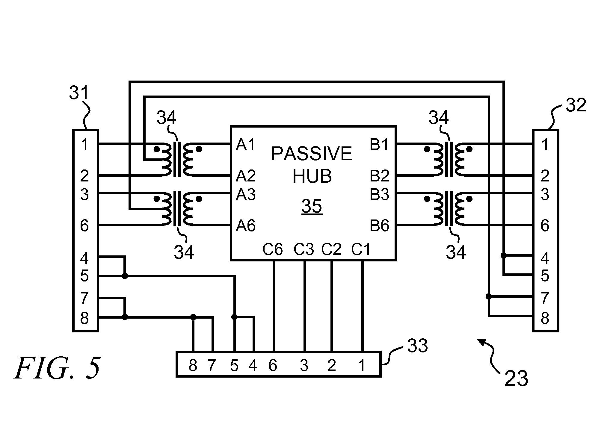 Ethernet Hub Wiring Diagram Owner Manual Wiring Diagram