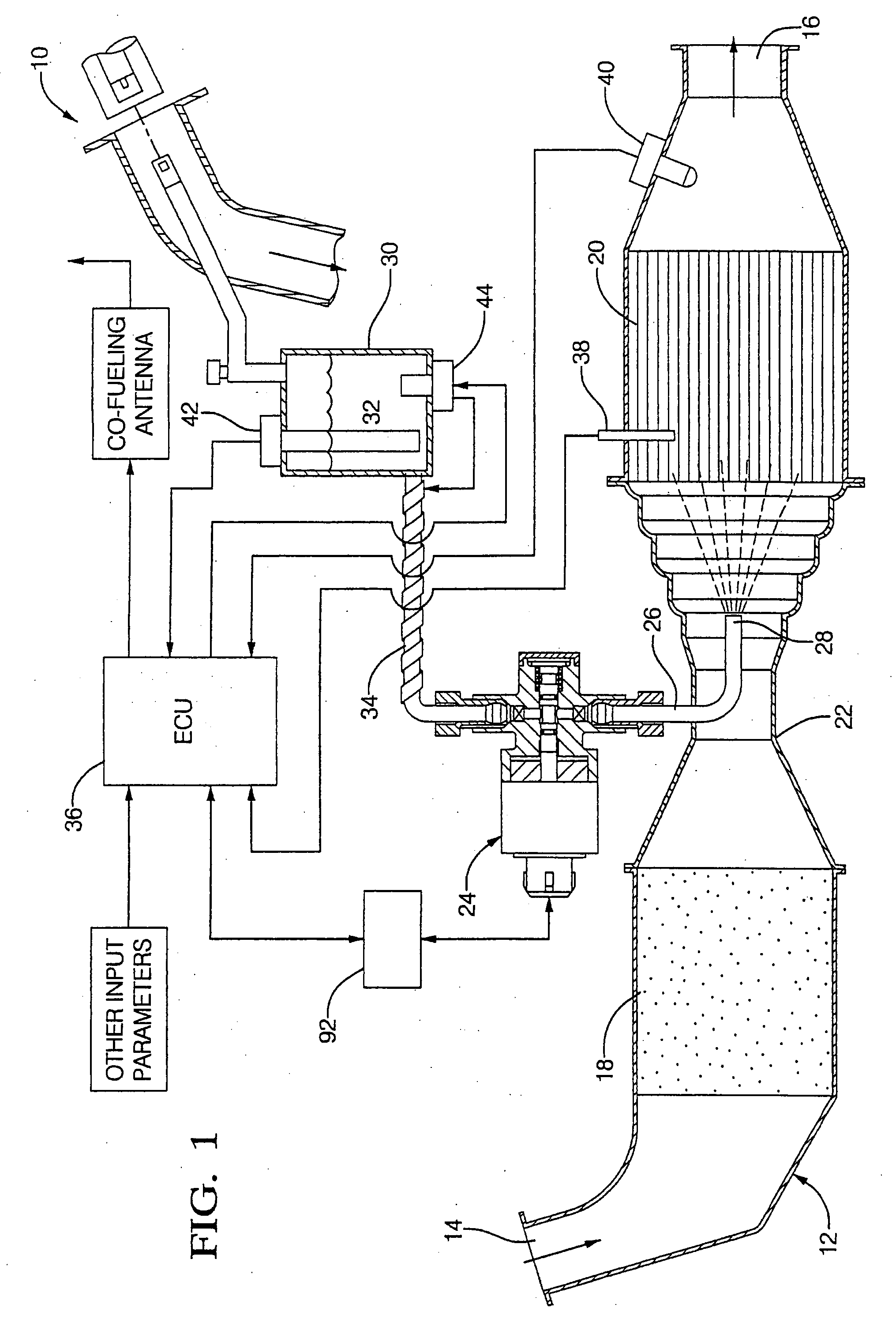 def dosing valve location def dispensing valve