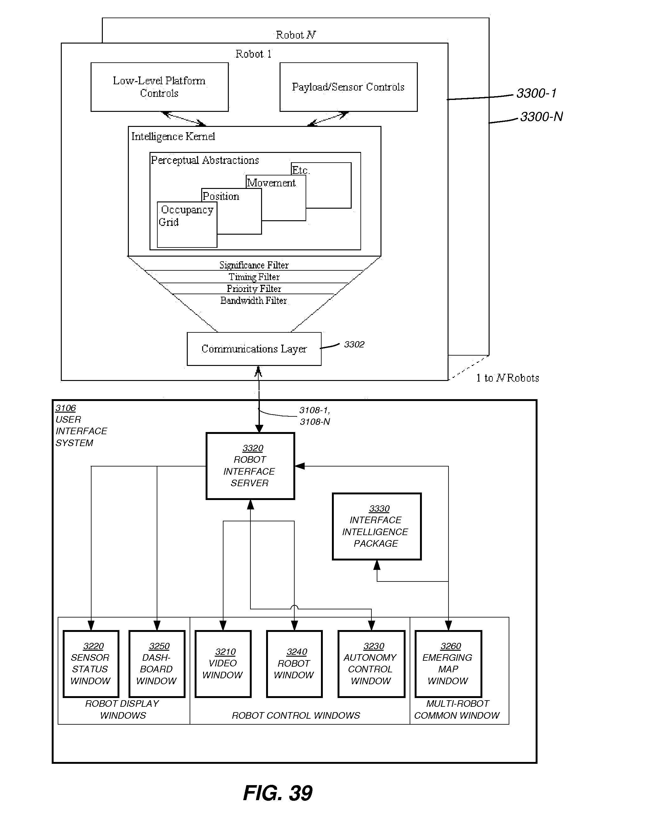 Patent Us20080009967 Robotic Intelligence Kernel Google Patents 3300 International Fuse Box Diagram Drawing