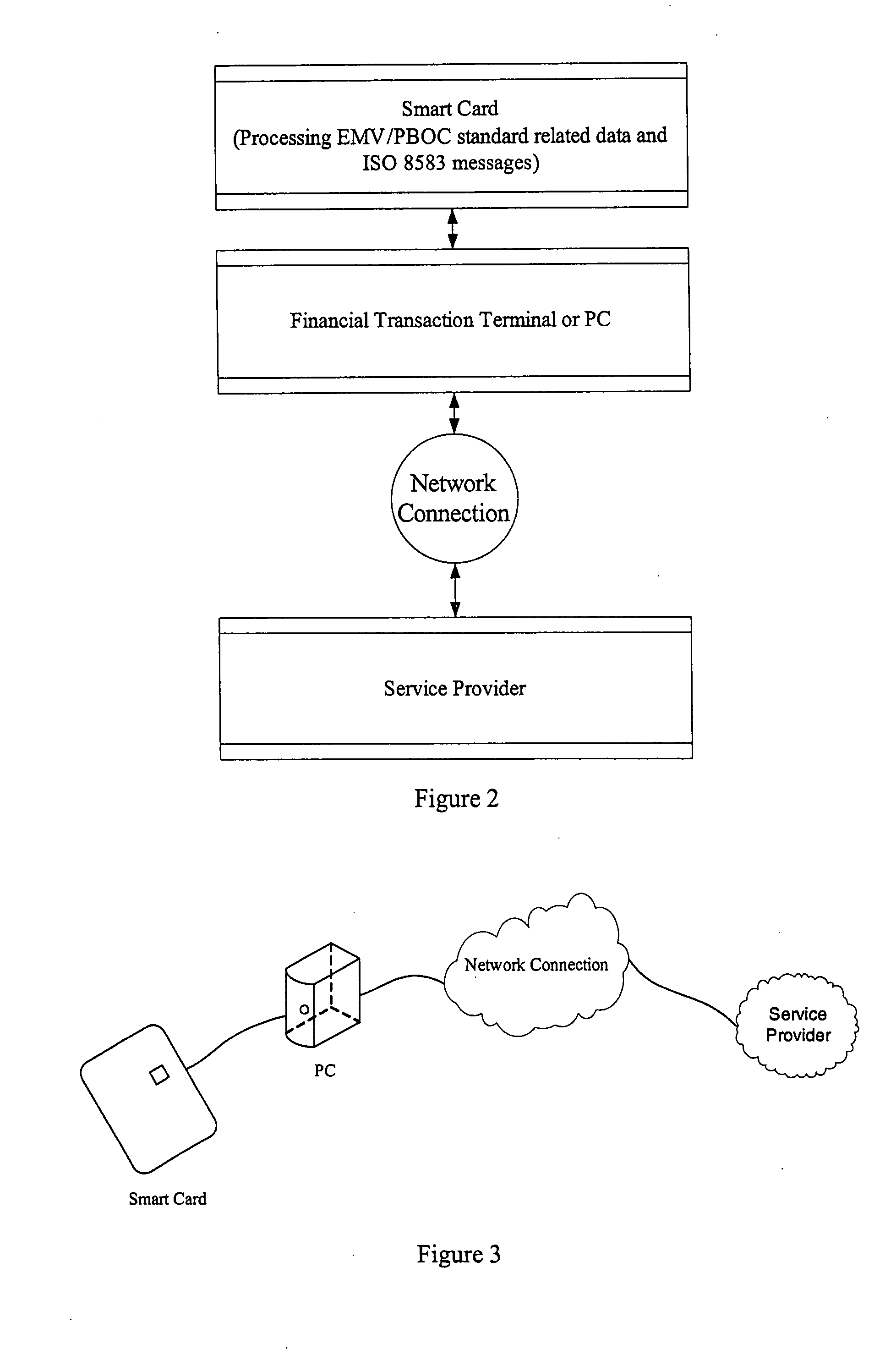 Patent US20080017703 - Smart card capable of processing