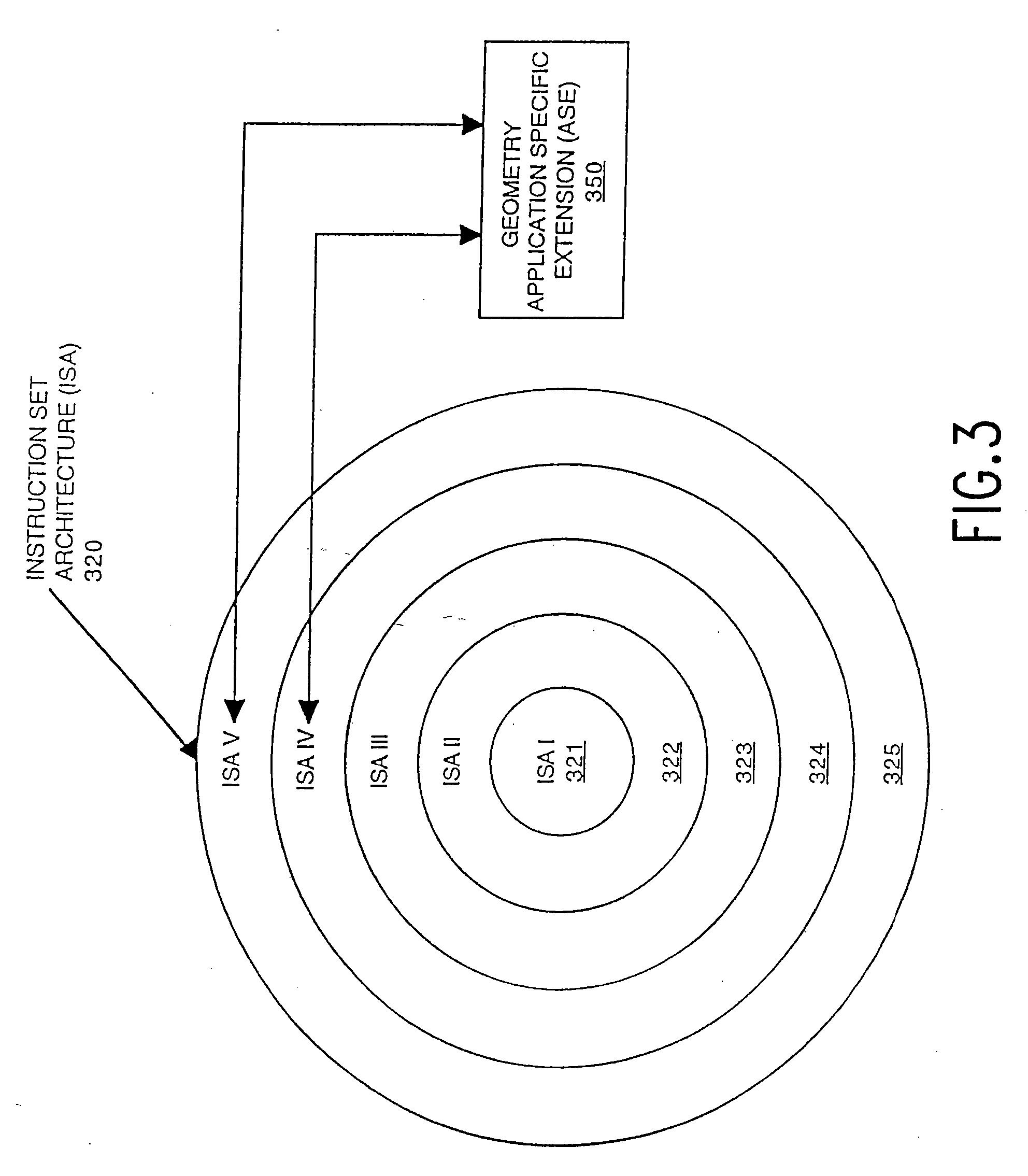 Patent US20080022077 - Processor having a compare extension