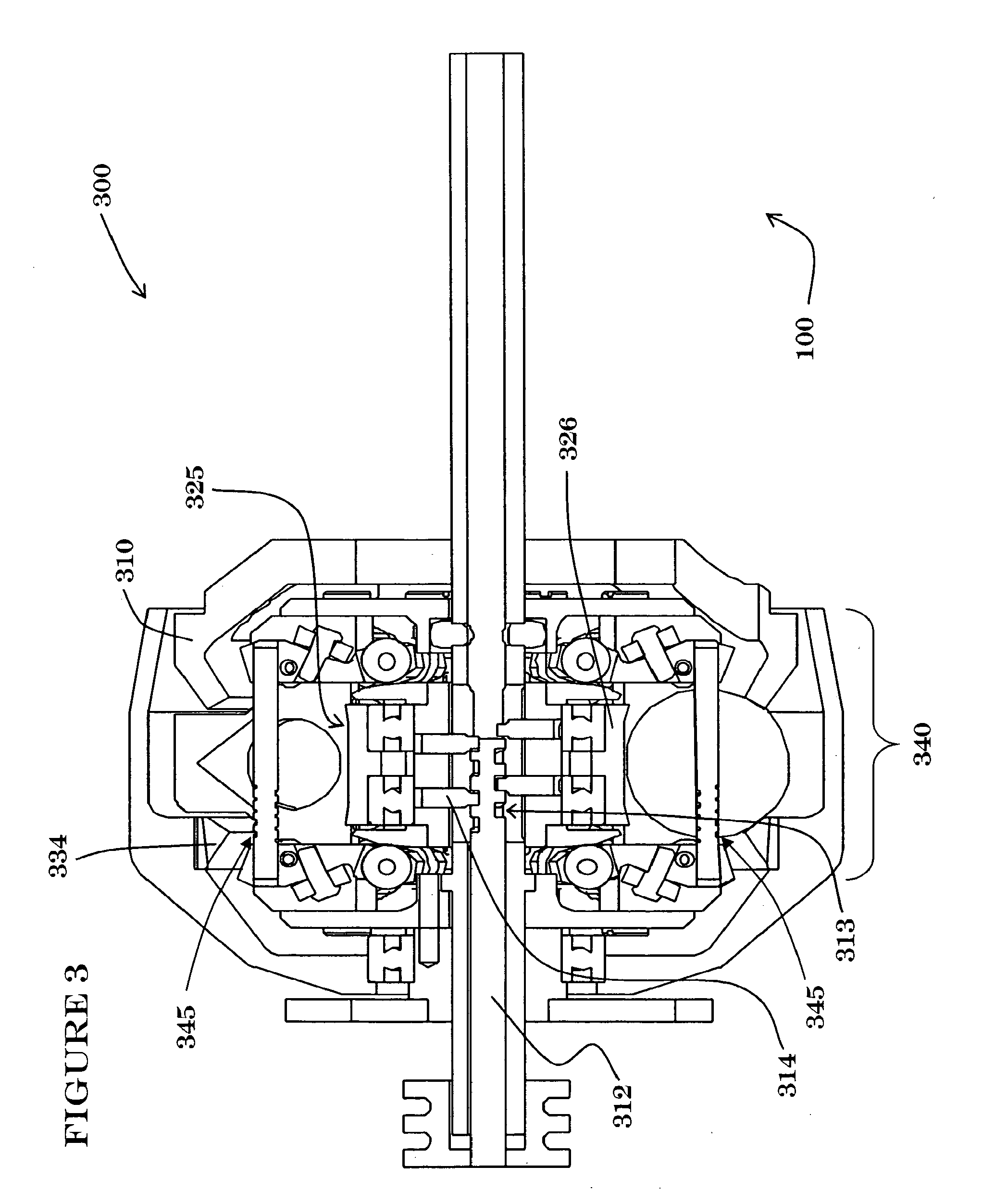 patent us20080034586 continuously variable transmission  patent drawing