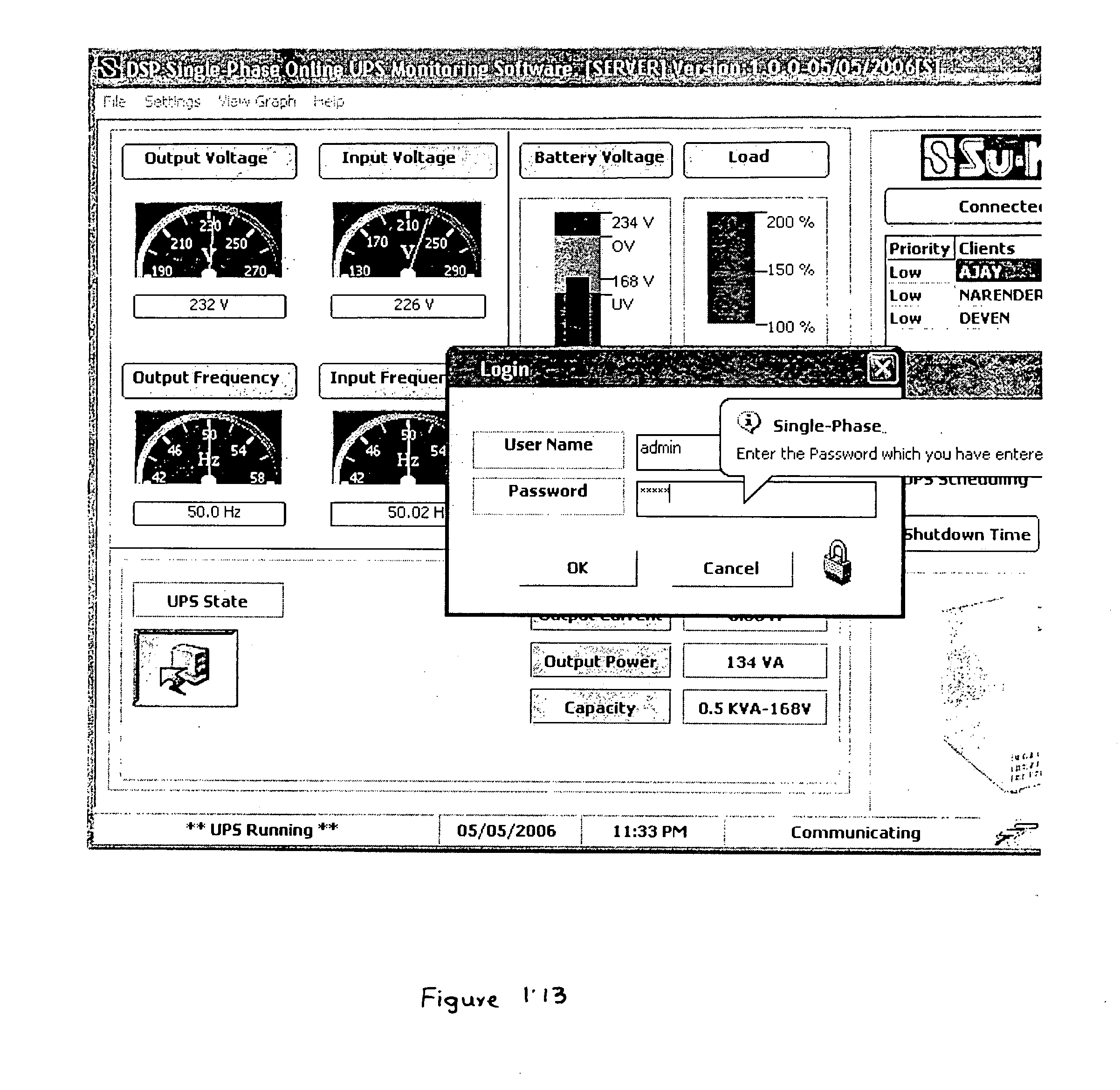 Patent Us20080058996 Ups Monitoring And Controlling Software Circuit Diagram Additionally Online On Battery Drawing