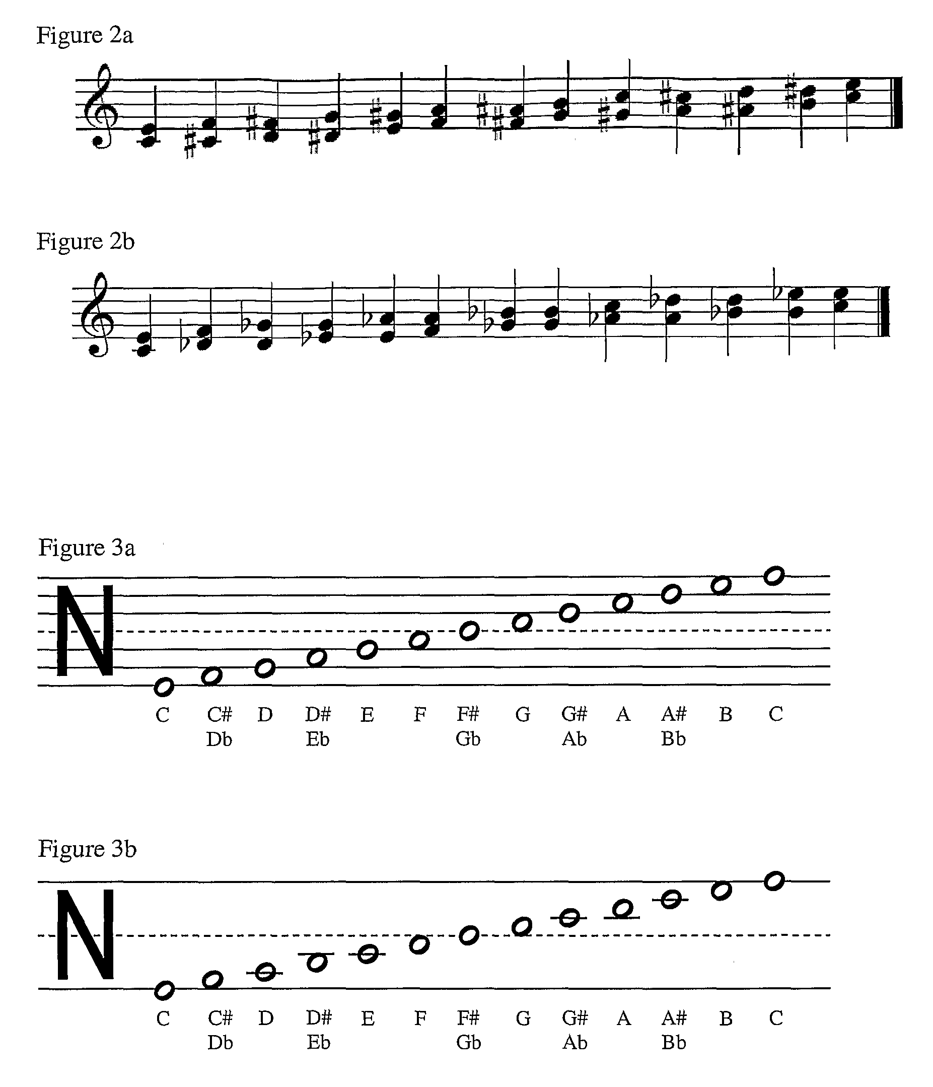 Patent US20080072738 Isomorphic Solfa Music Notation and  : US20080072738A1 20080327 D00005 from www.google.ch size 1853 x 2158 png 33kB